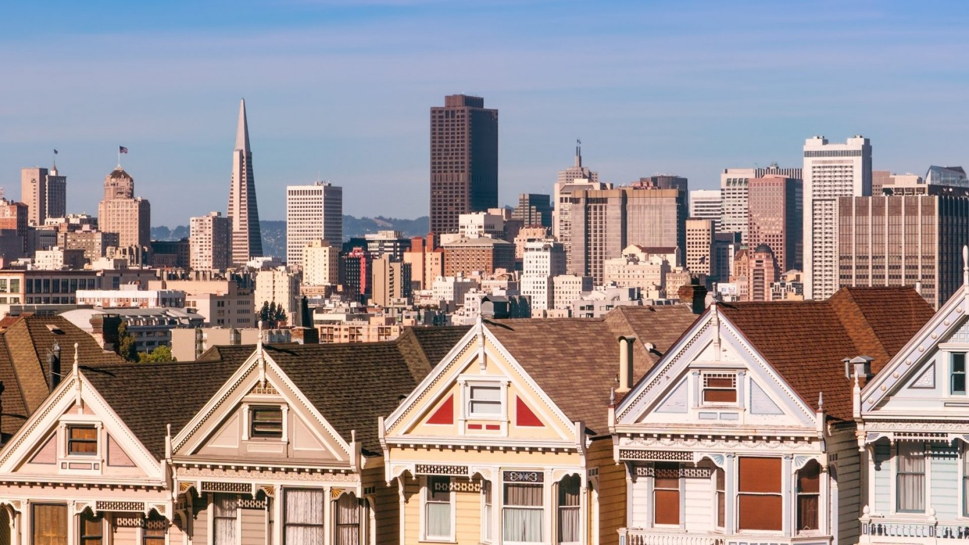 You need $119,570 a year to live comfortably in San Francisco--at least $30,000 more than in any other American city.