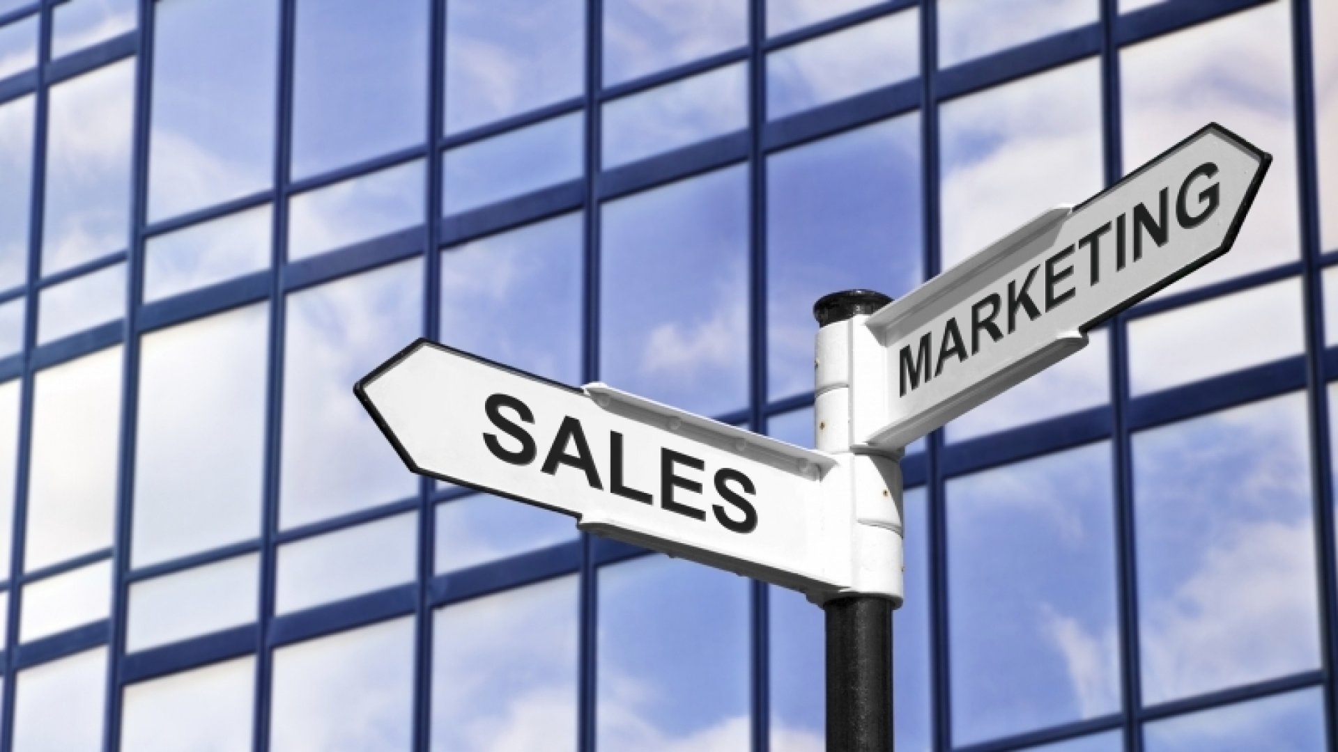 The Odd Couple: Can Sales and Marketing Ever Get Along?
