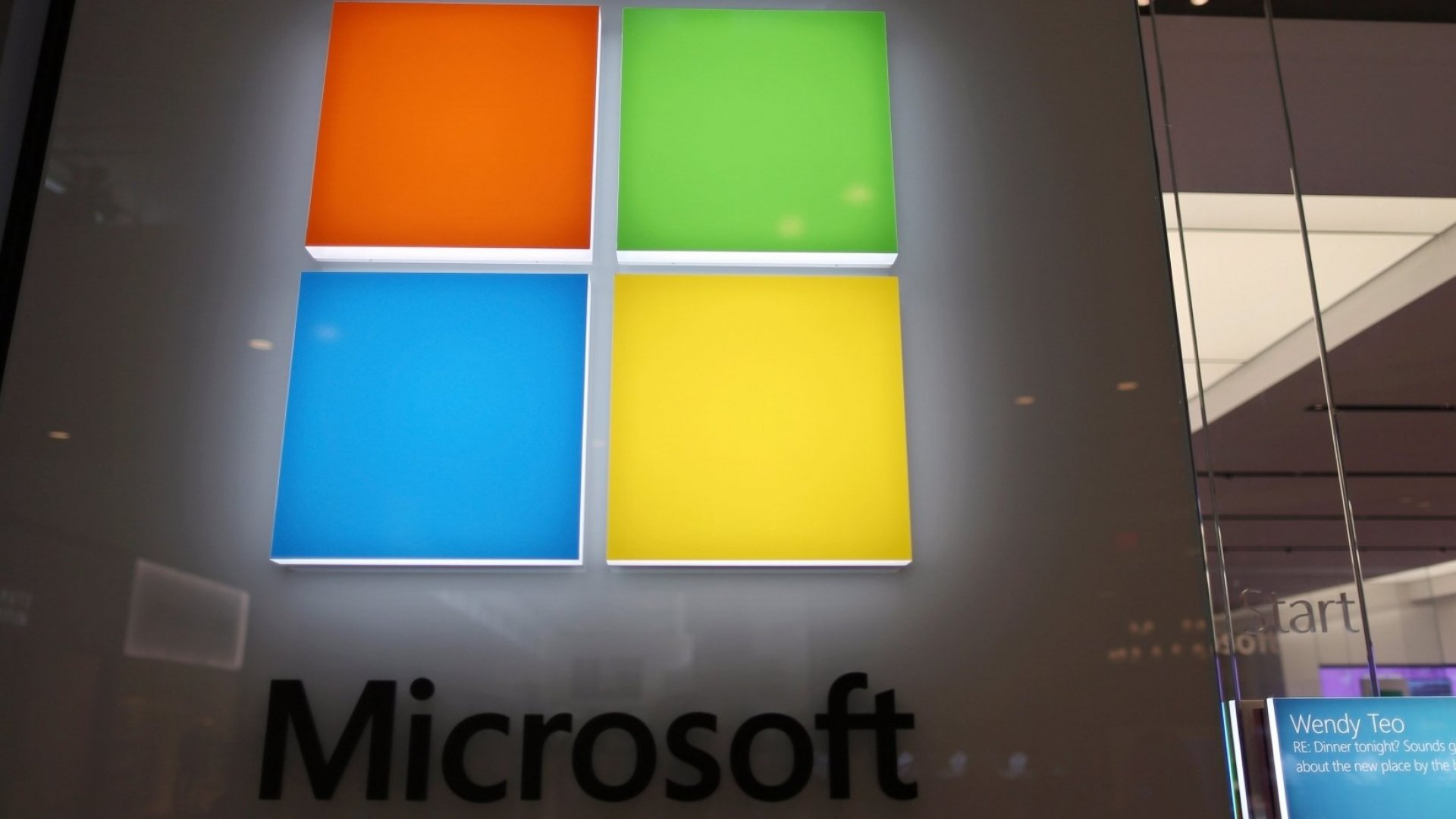 Salesforce Shares Spike on Report of Microsoft Evaluating Bid