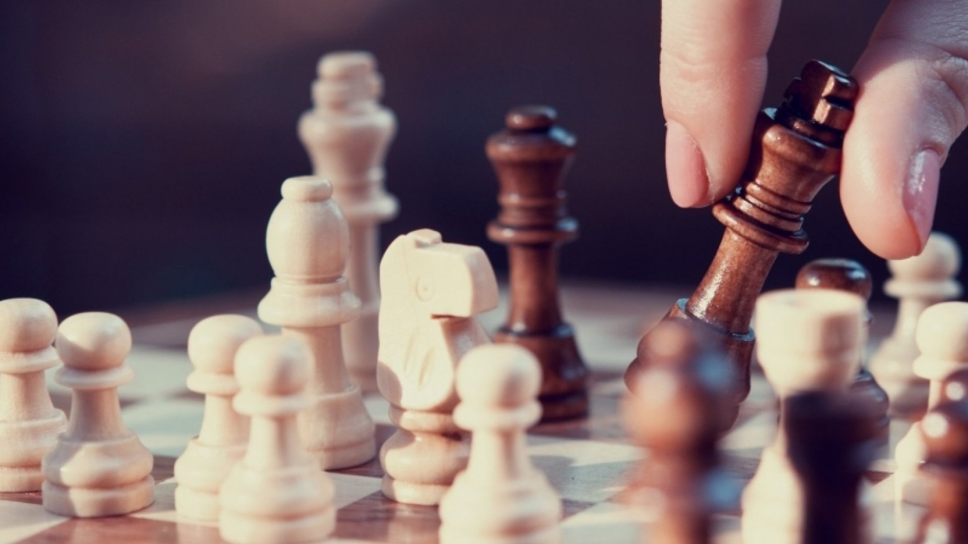 Winning Business Lessons From Chess Grand Masters