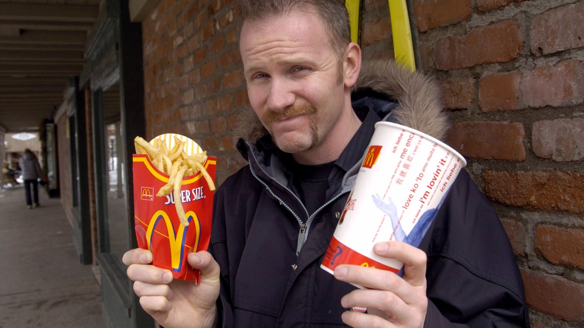 Super Size Me Joins the Ranks of Media Promotions That Open Real Restaurants