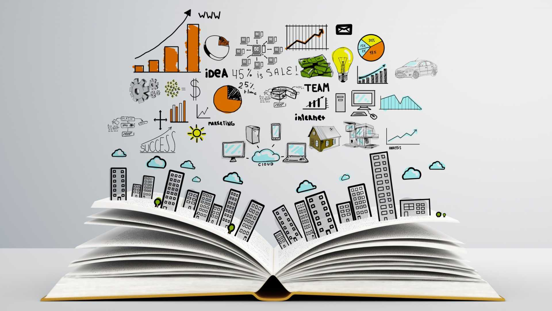5 Ways to Turn Your Book into a Marketing Swiss Army Knife