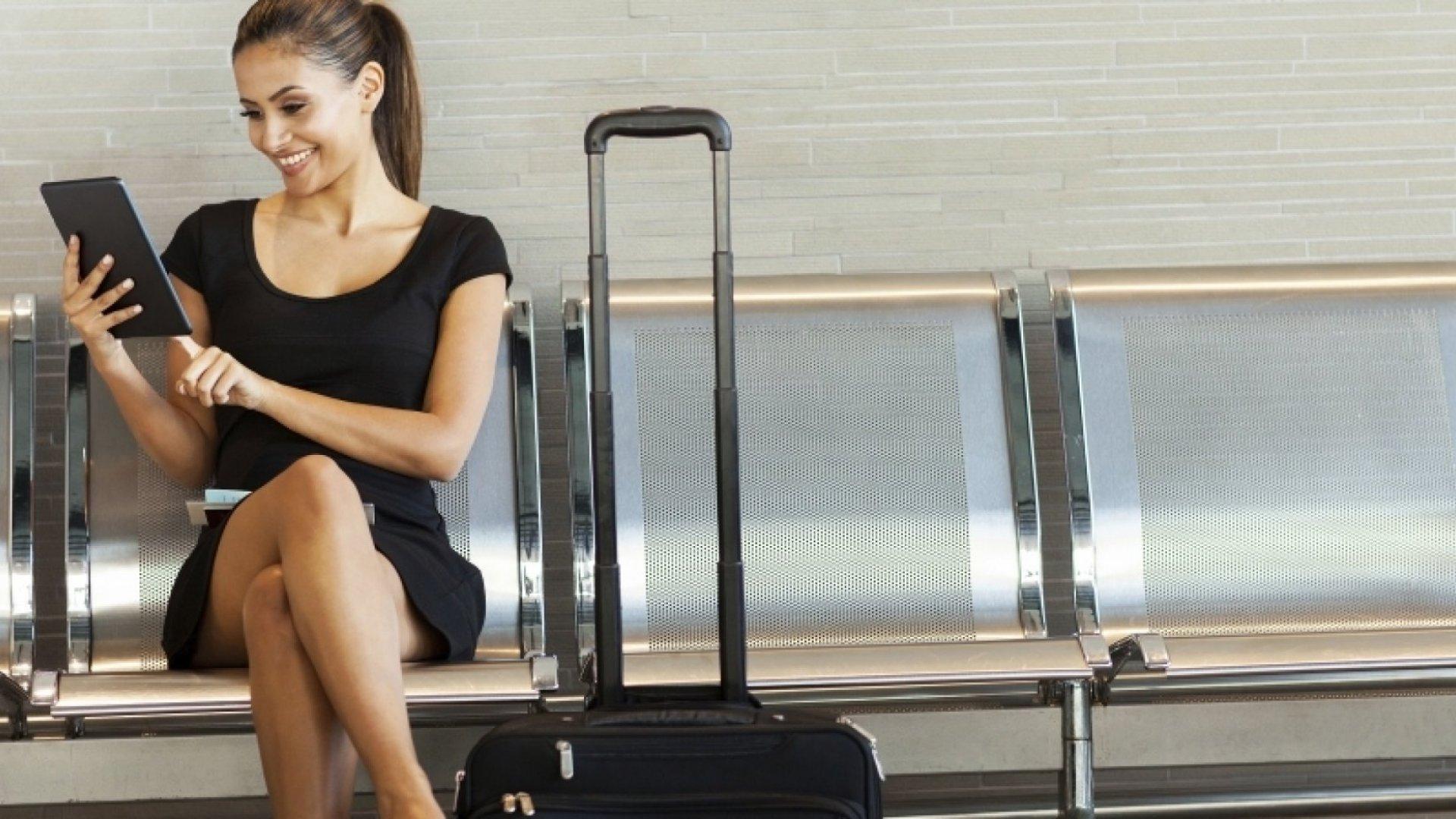 9 Ways to Make Business Travel a Joy