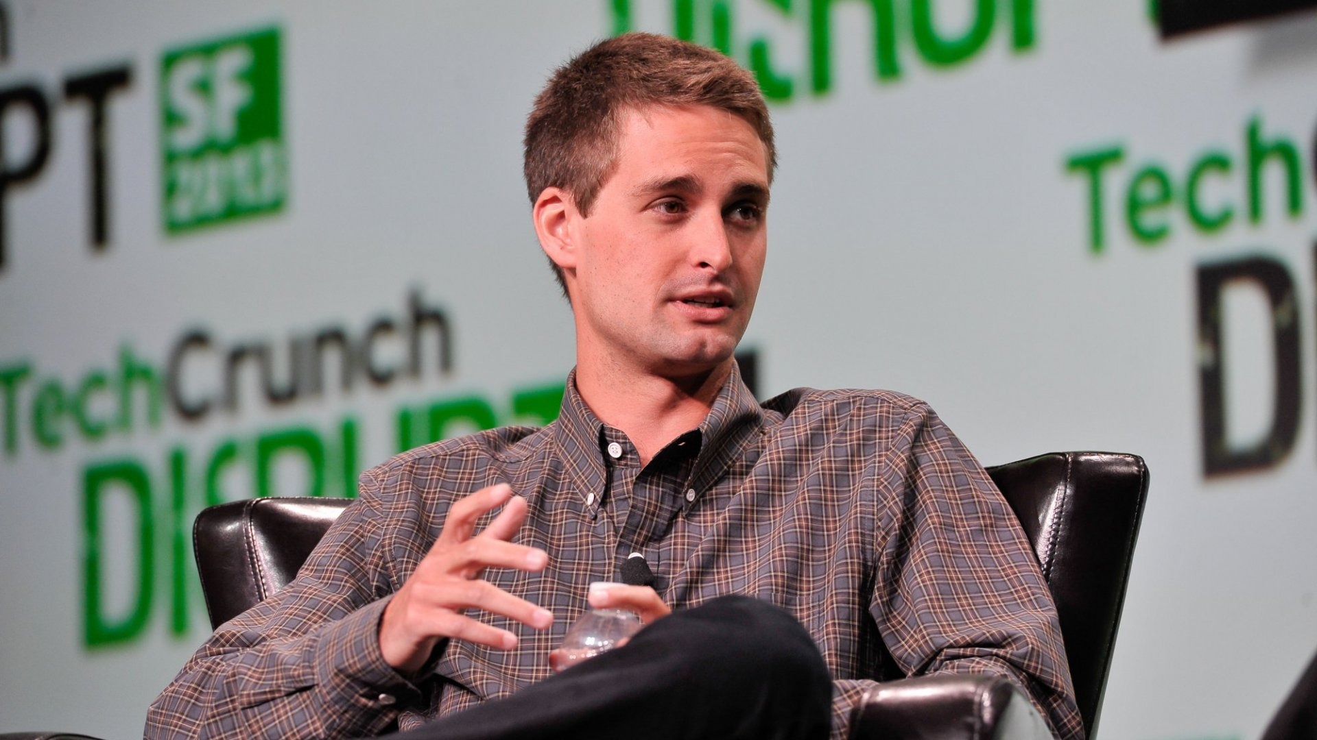 Snapchat's Evan Spiegel on Why the Company Needs to IPO
