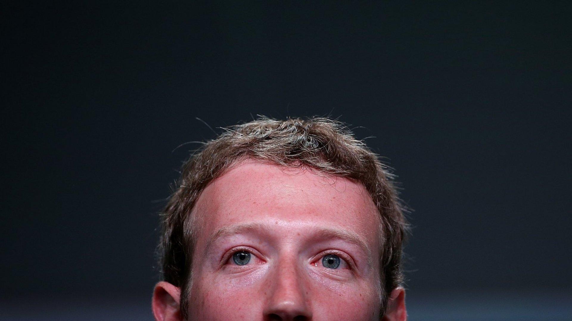 Mark Zuckerberg Just Changed Facebook's Mission