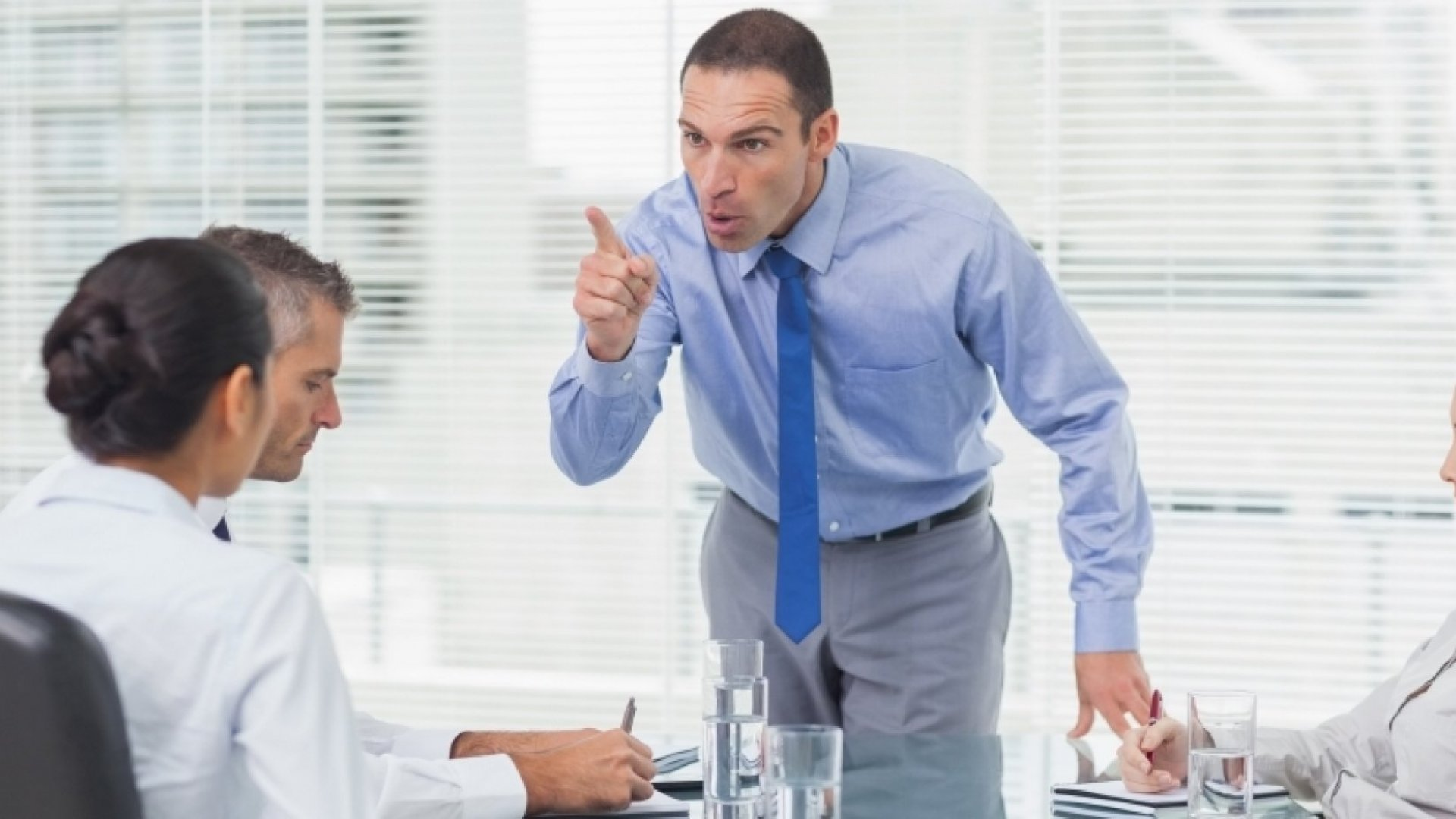 7 Steps to Taking Harsh Criticism From Your Boss