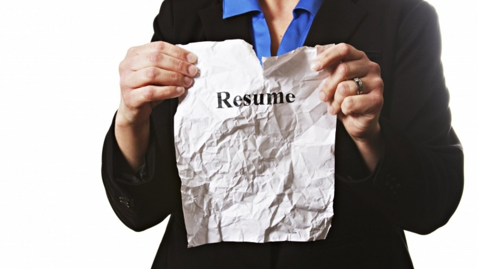 When No Resumes Makes for Better Hiring