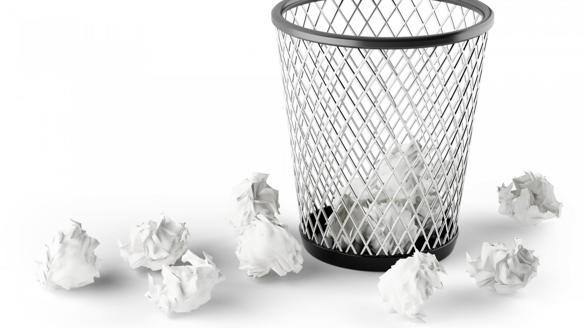 4 Reasons Recruiters Throw Out Your Resume