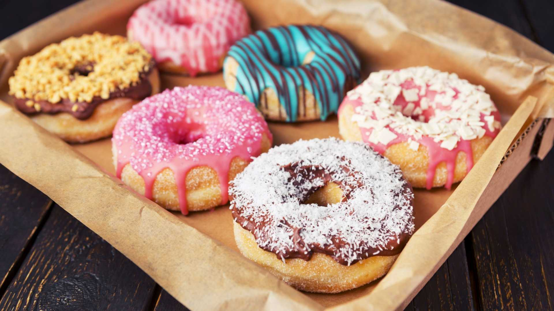 Cricket Doughnuts Are Now a Thing in Portland (and They Look Delicious!)