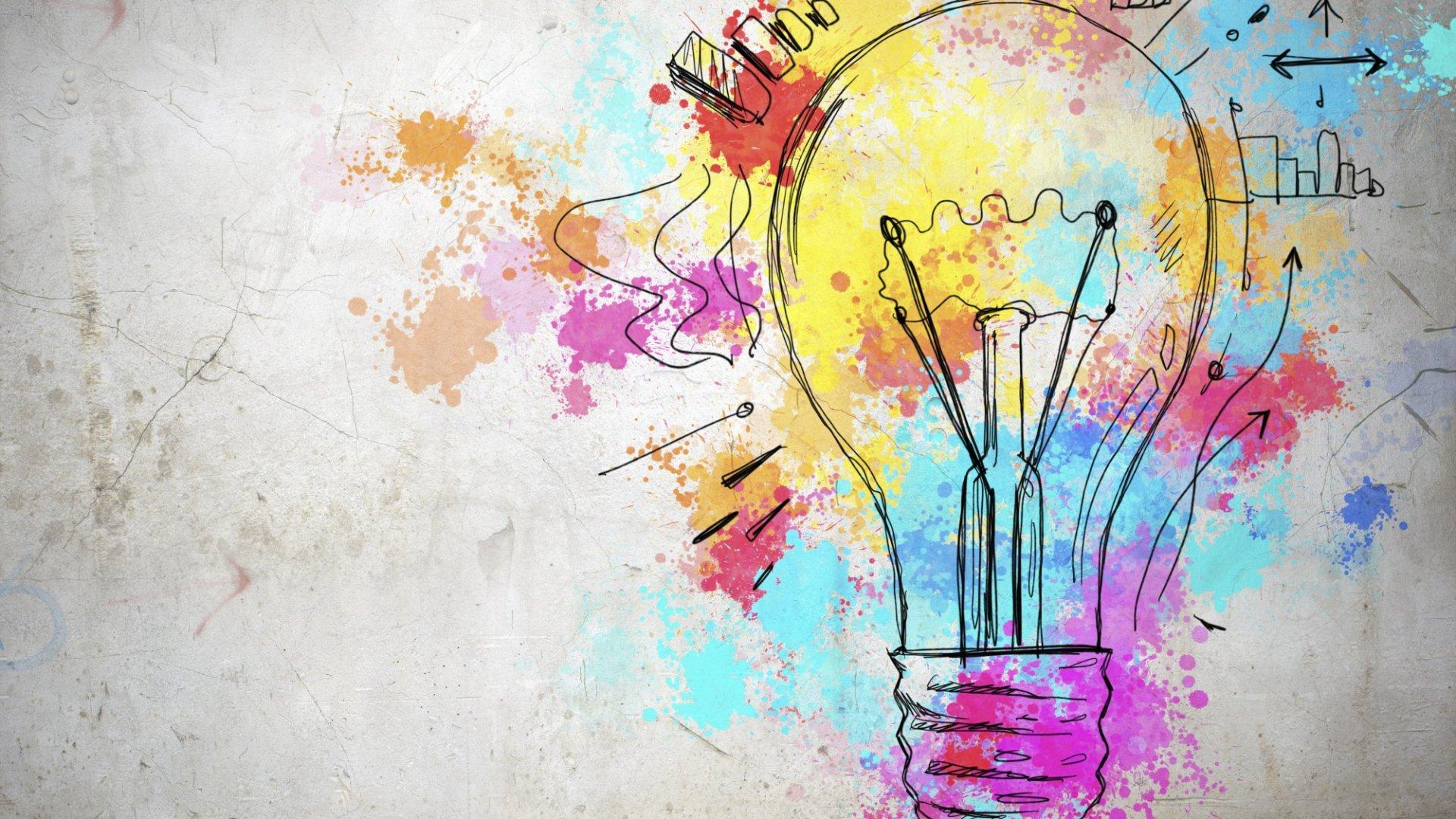 "The myth of the ""lightbulb"" moment."
