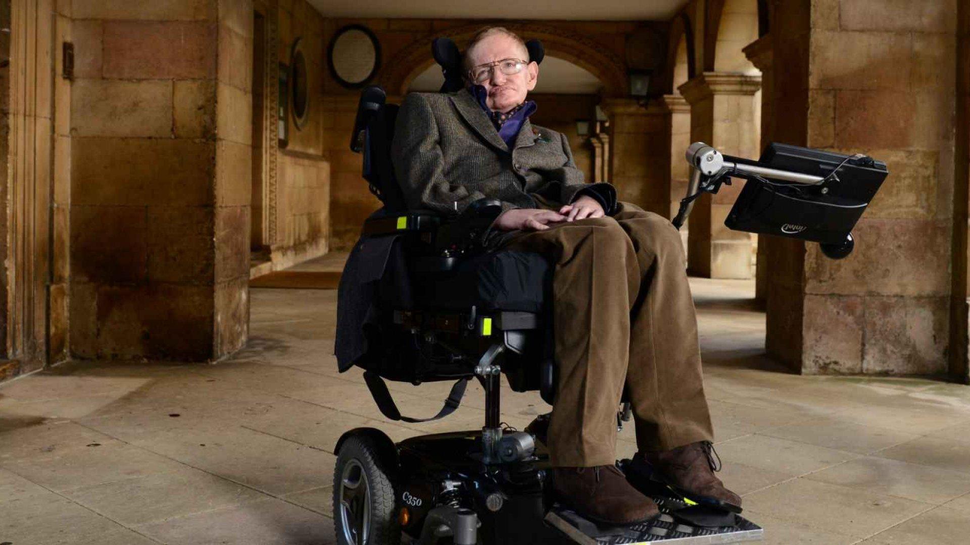 The Best Stephen Hawking Quotes to Inspire Your Inner Genius