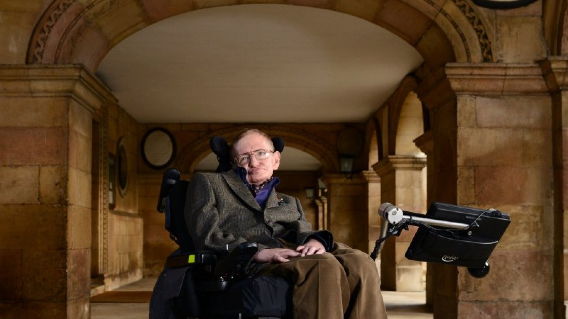 Stephen Hawking on Innovation and the Future