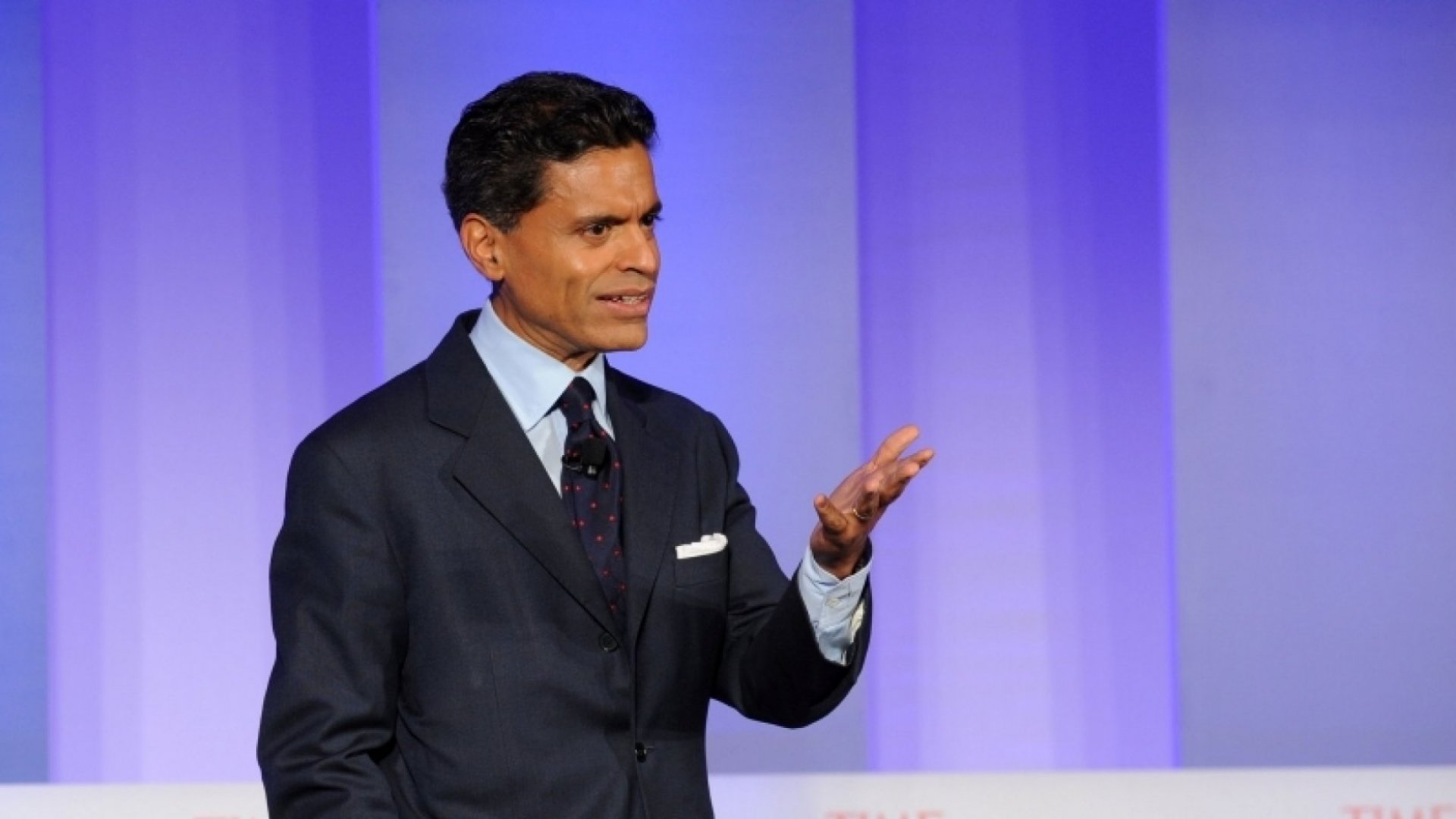 Fareed Zakaria Shares 4 Key Ways to Become an Incredible Leader