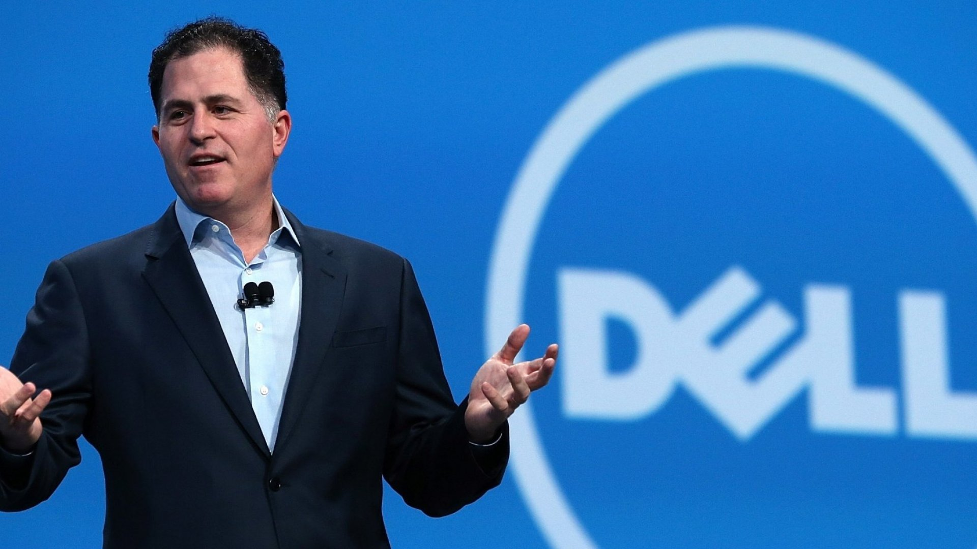 The 1 Piece of Paper Michael Dell Showed His Parents to Convince Them He Could Quit College