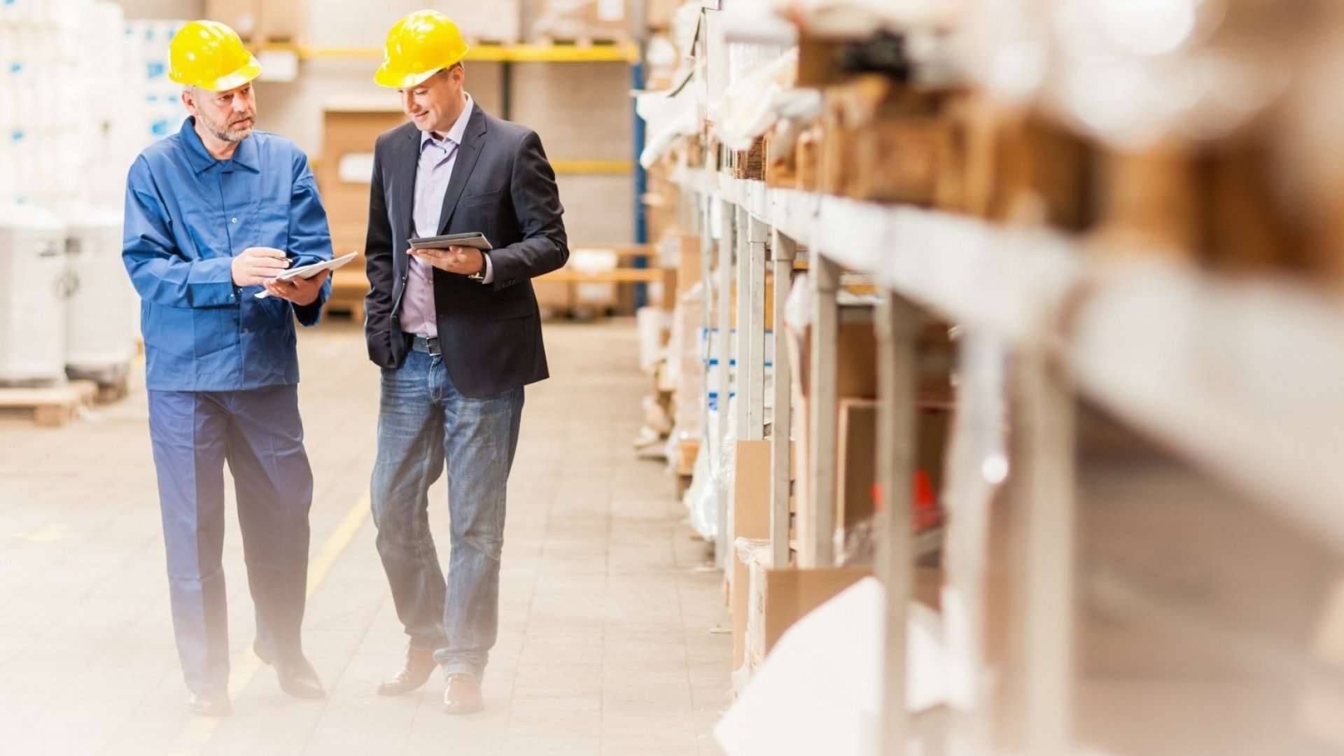 The 4 Top Leverage Points to Scale Your Manufacturing Company | Inc.com