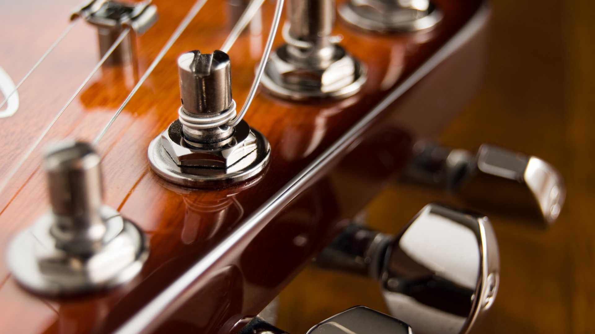 How a Six-String CEO Revived an Iconic Brand