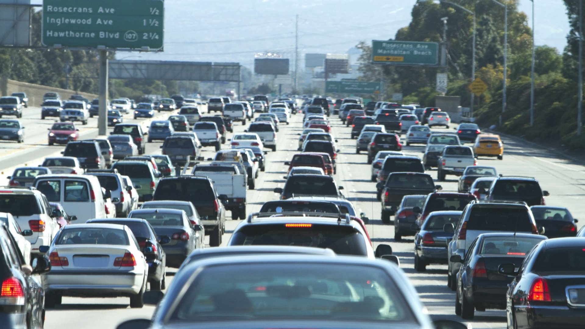 There's No Way Around the Commute, But Here Are 5 Ways to Make It Better