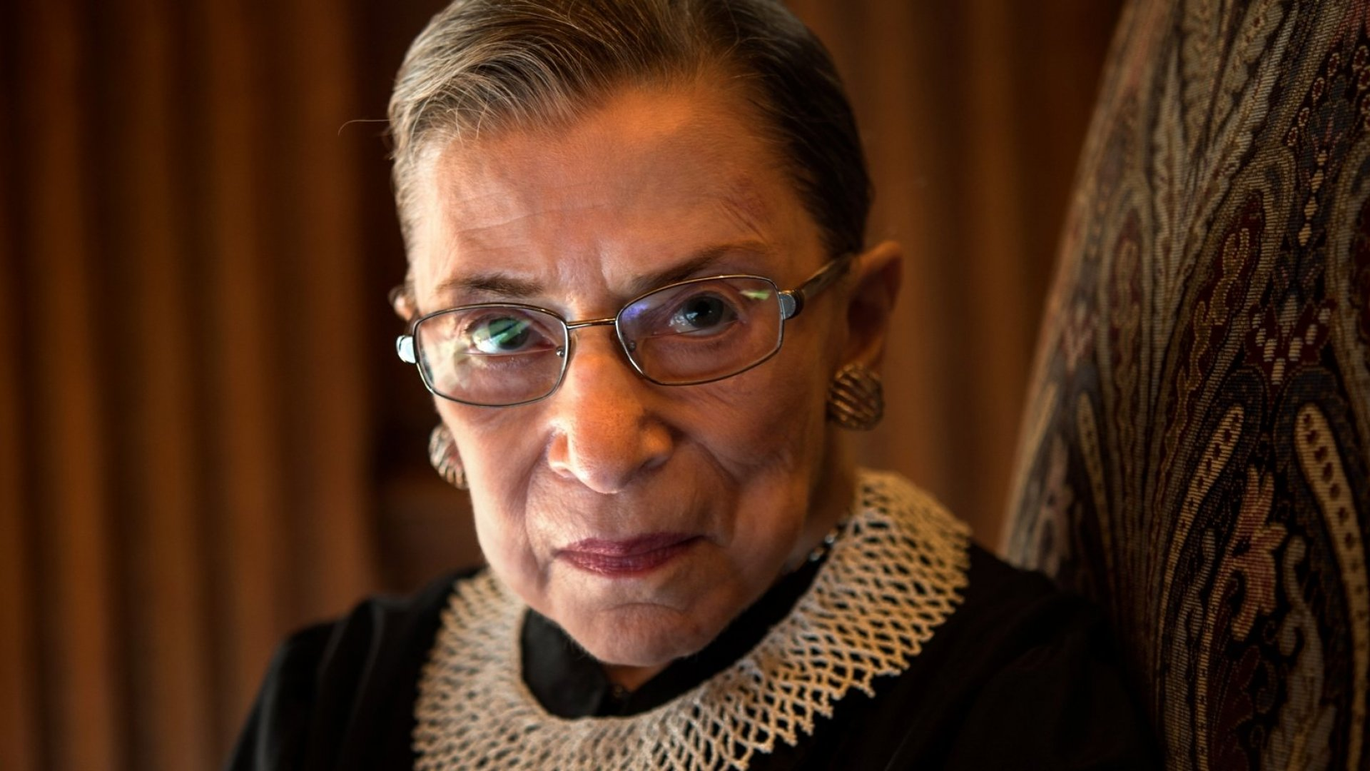 This 1 Quote From Ruth Bader Ginsburg Reveals the Secret to 'Having It All' in Life