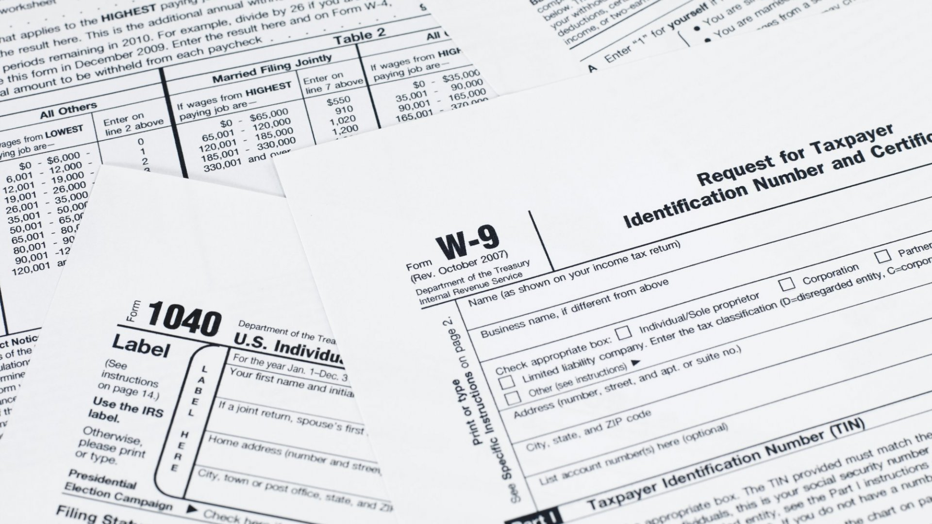 Everything You Need to Know About Employee Tax Forms