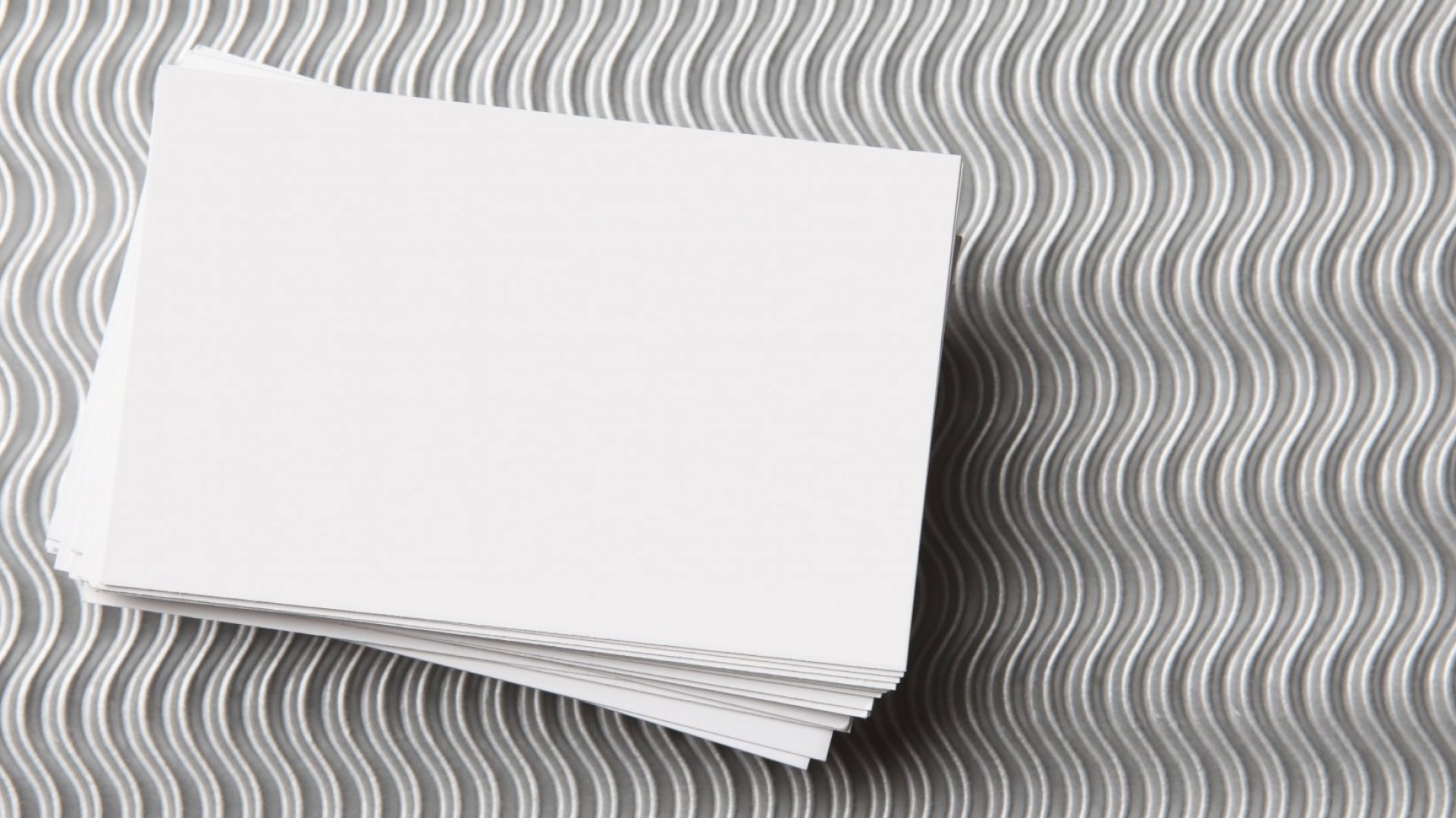 One of the best ways to keep your daily huddles on time: the 3 X 5 index card.