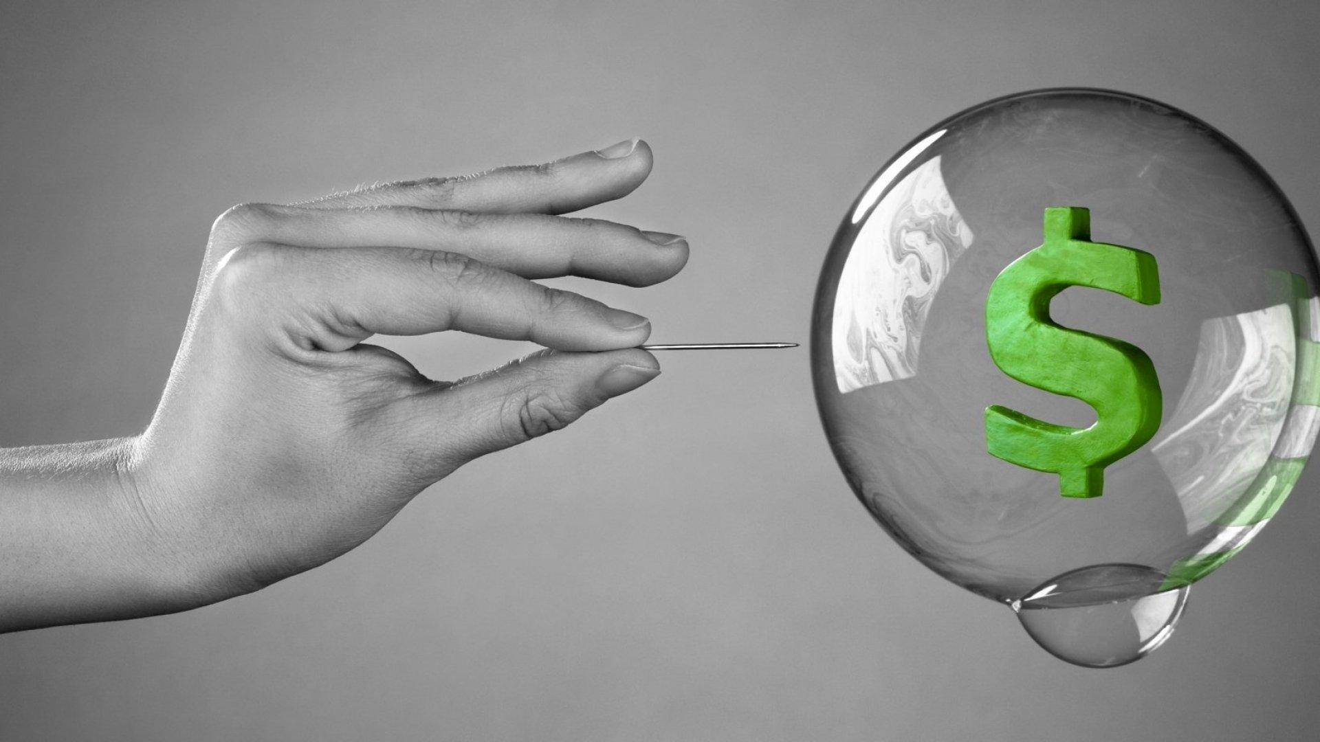 Understanding the Blockchain Bubble