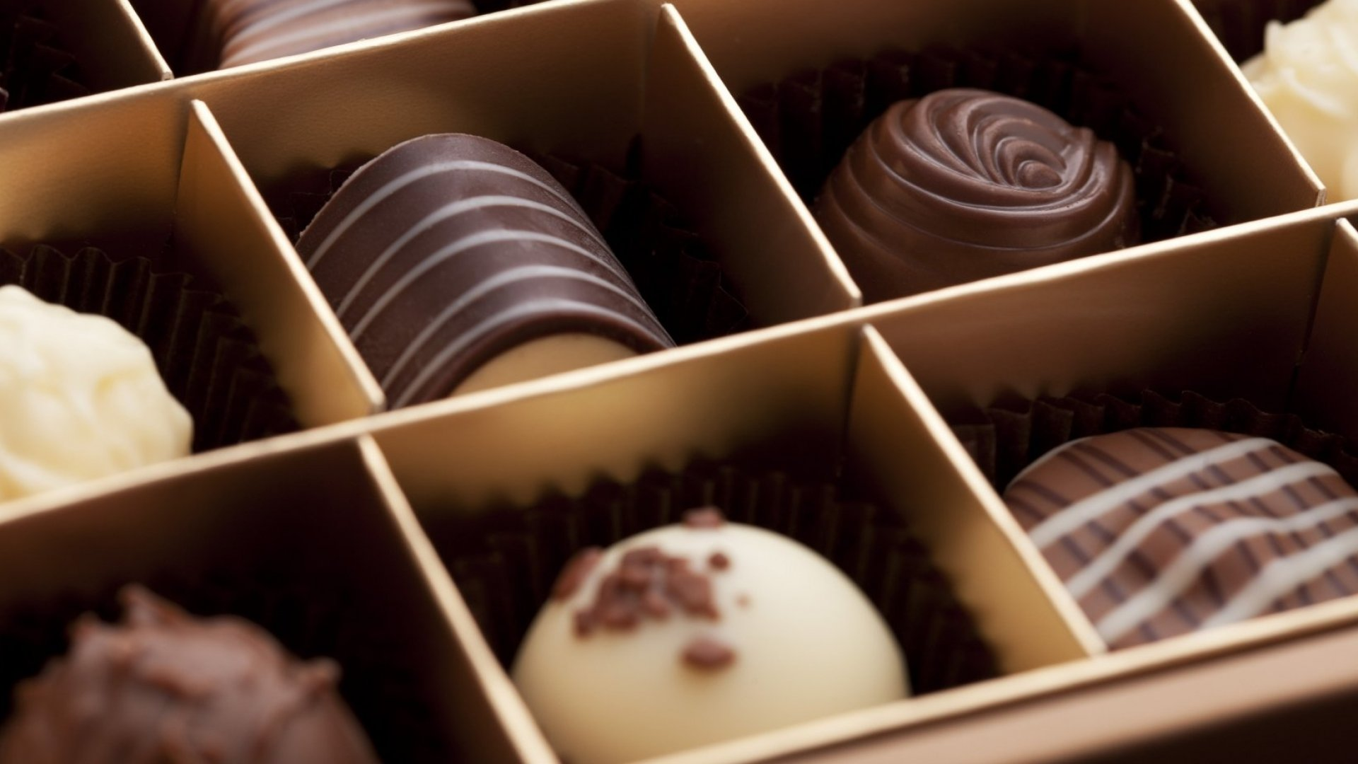 Go Ahead, Eat More Chocolate. It's Good for Your Brain