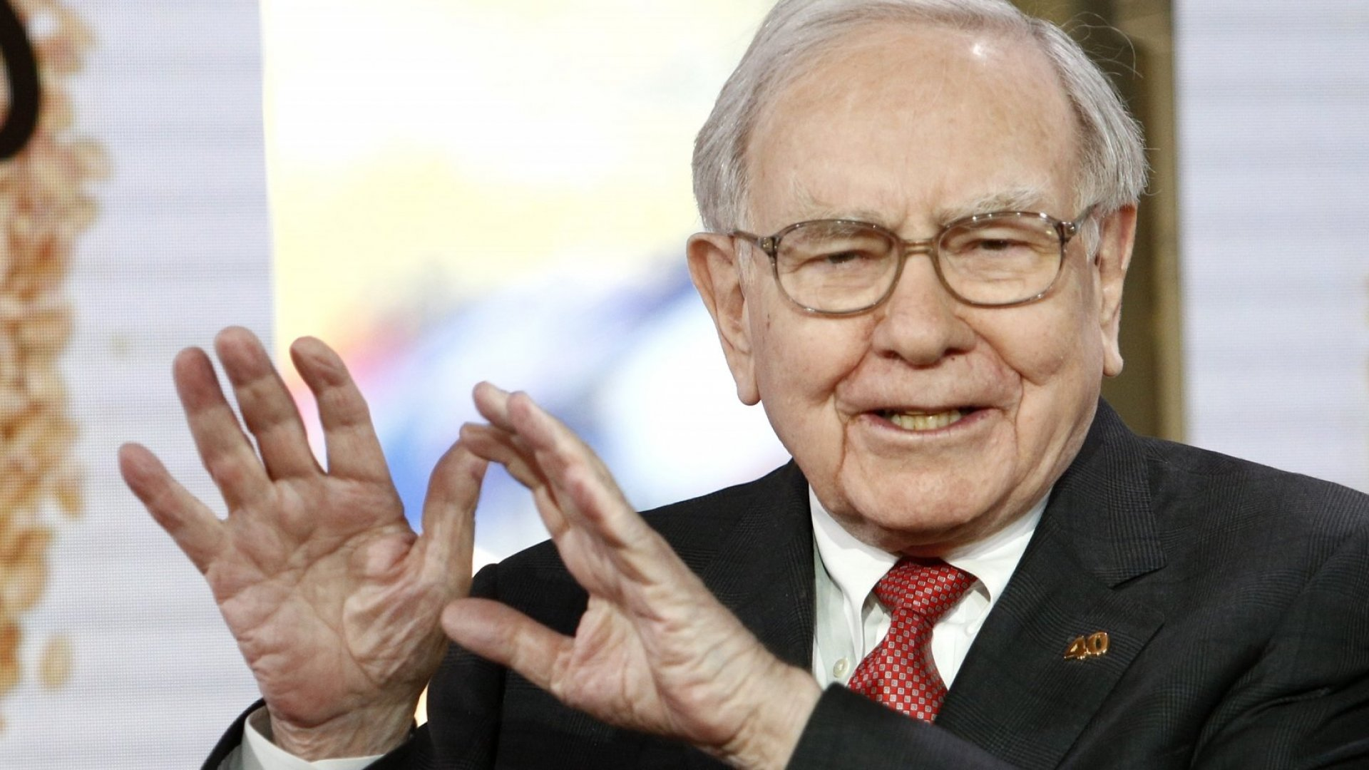 Warren Buffett on the 3 Things That Made Him Successful