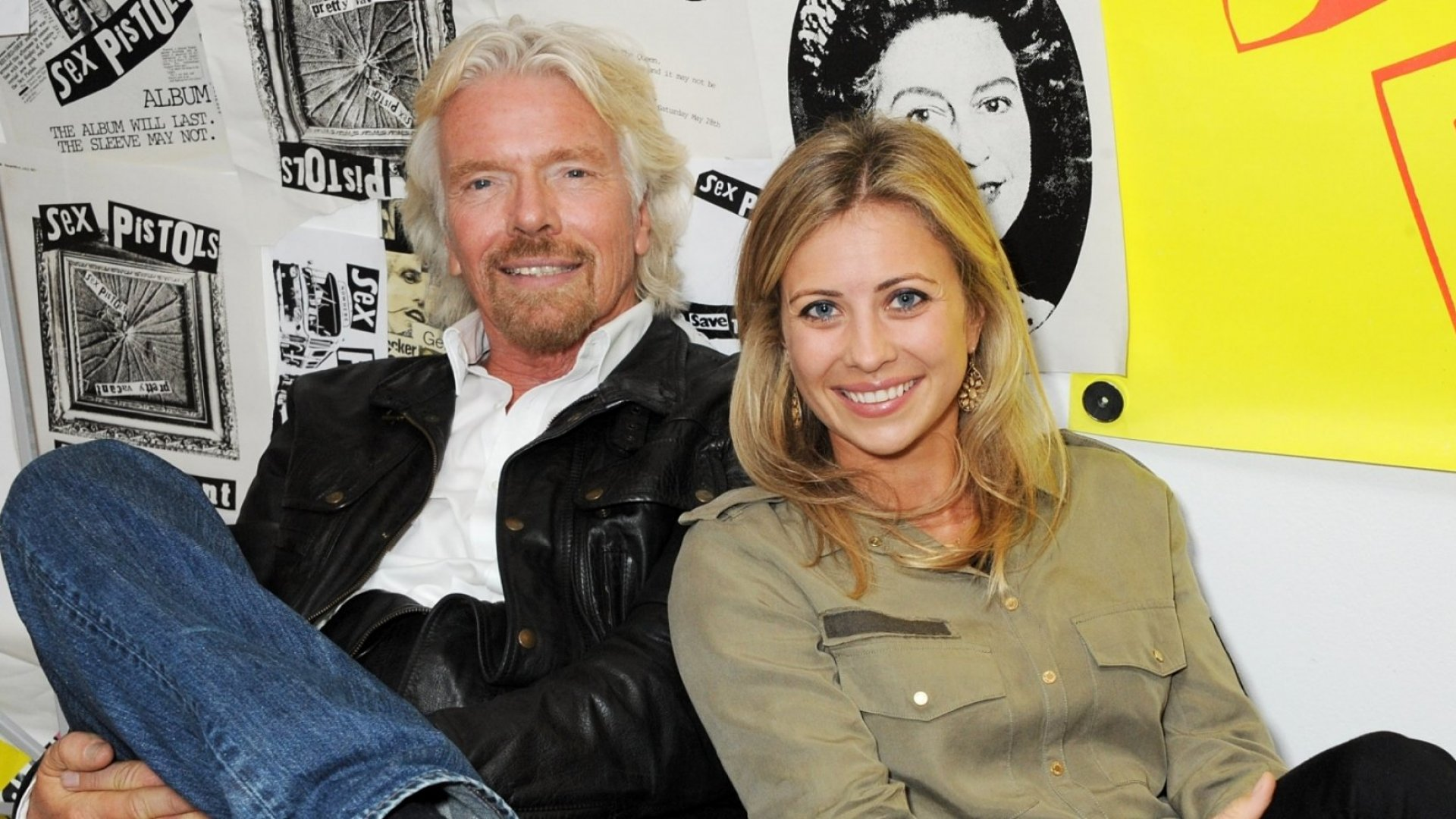 Parenting Tip From Richard Branson: Smoke Pot With Your Kids