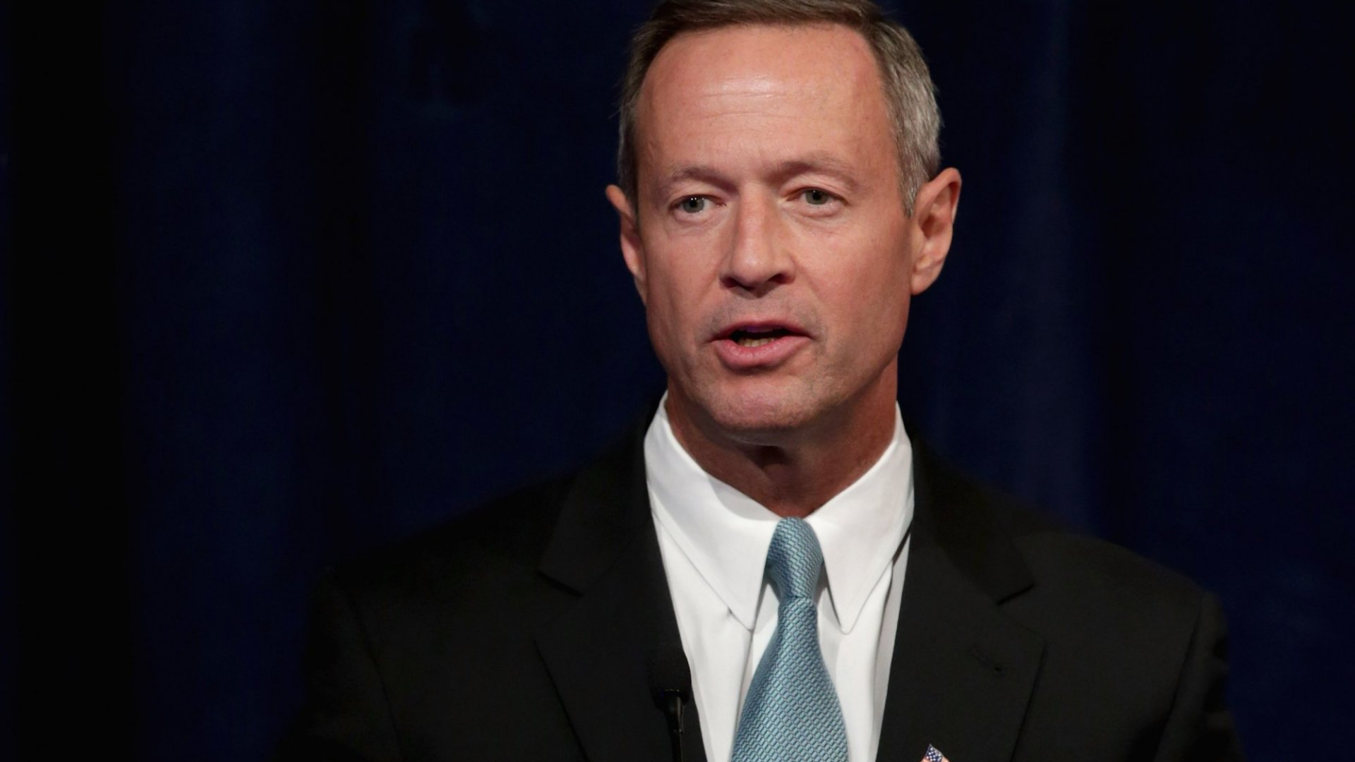 Two-term Maryland Governor Martin O'Malley will run on the Democratic ticket in the 2016 presidential primary.