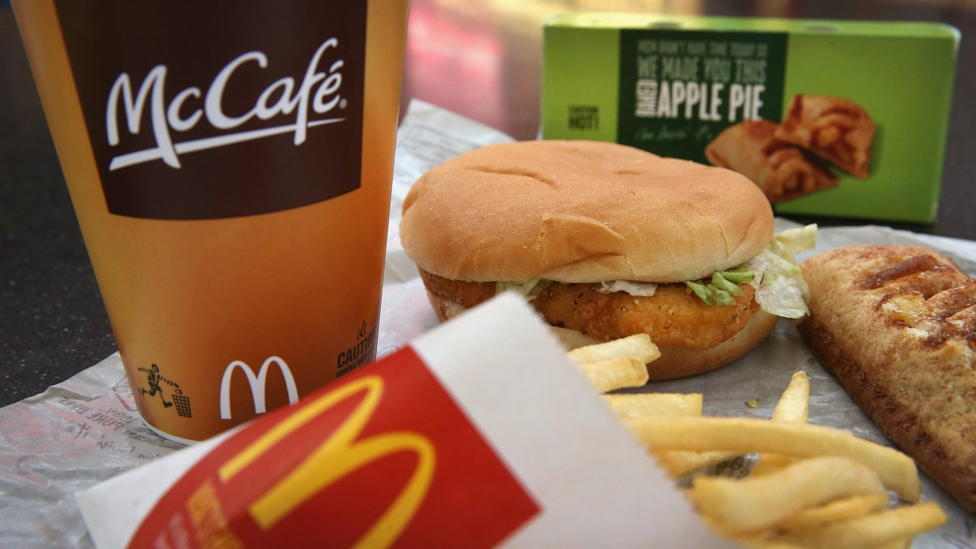 McDonald's Bets Big on Its New 1-2-3 Strategy to Bring Back Consumers
