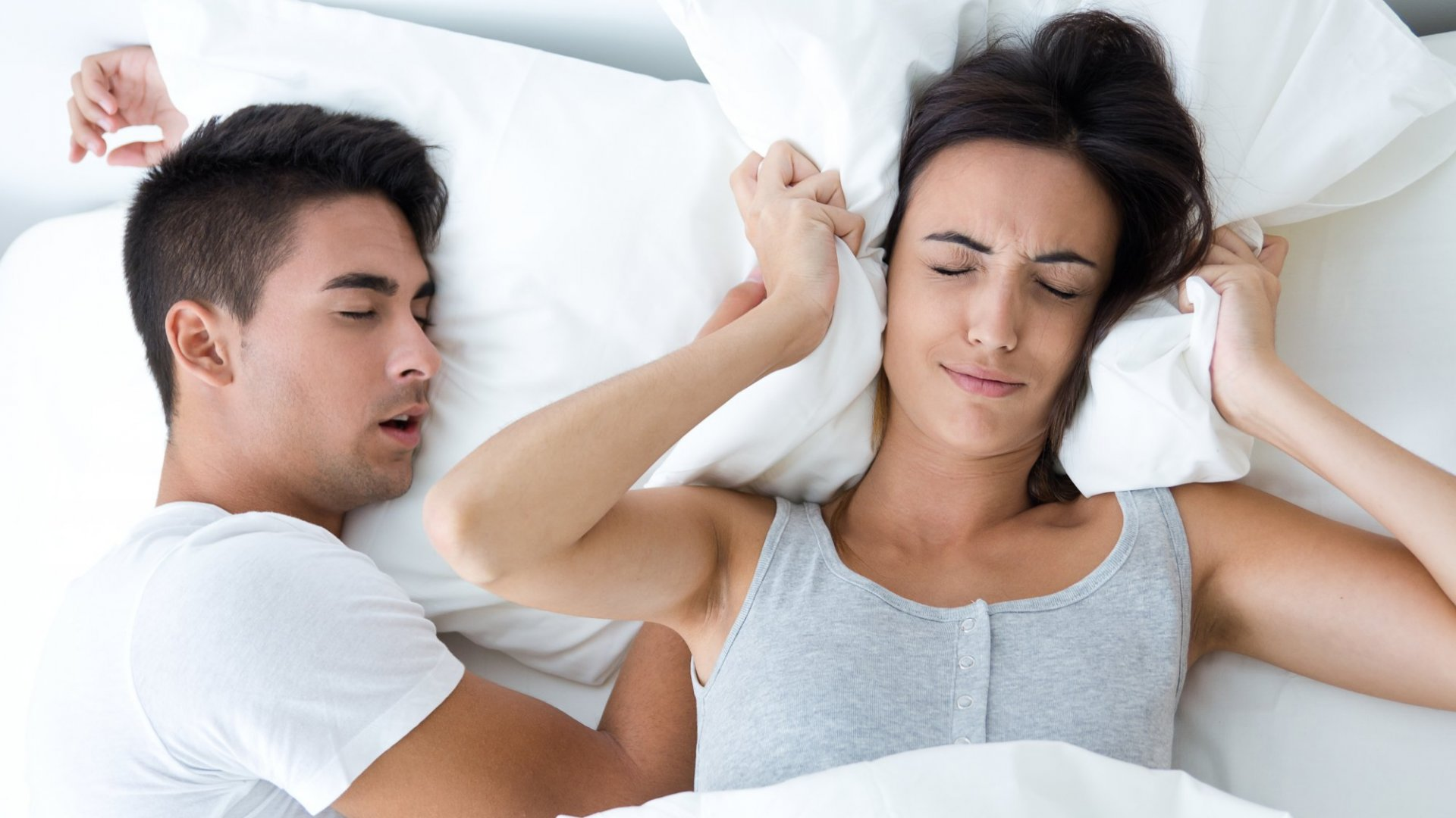 Can This Innovative Noise Cancelling Technology Silence Snoring?