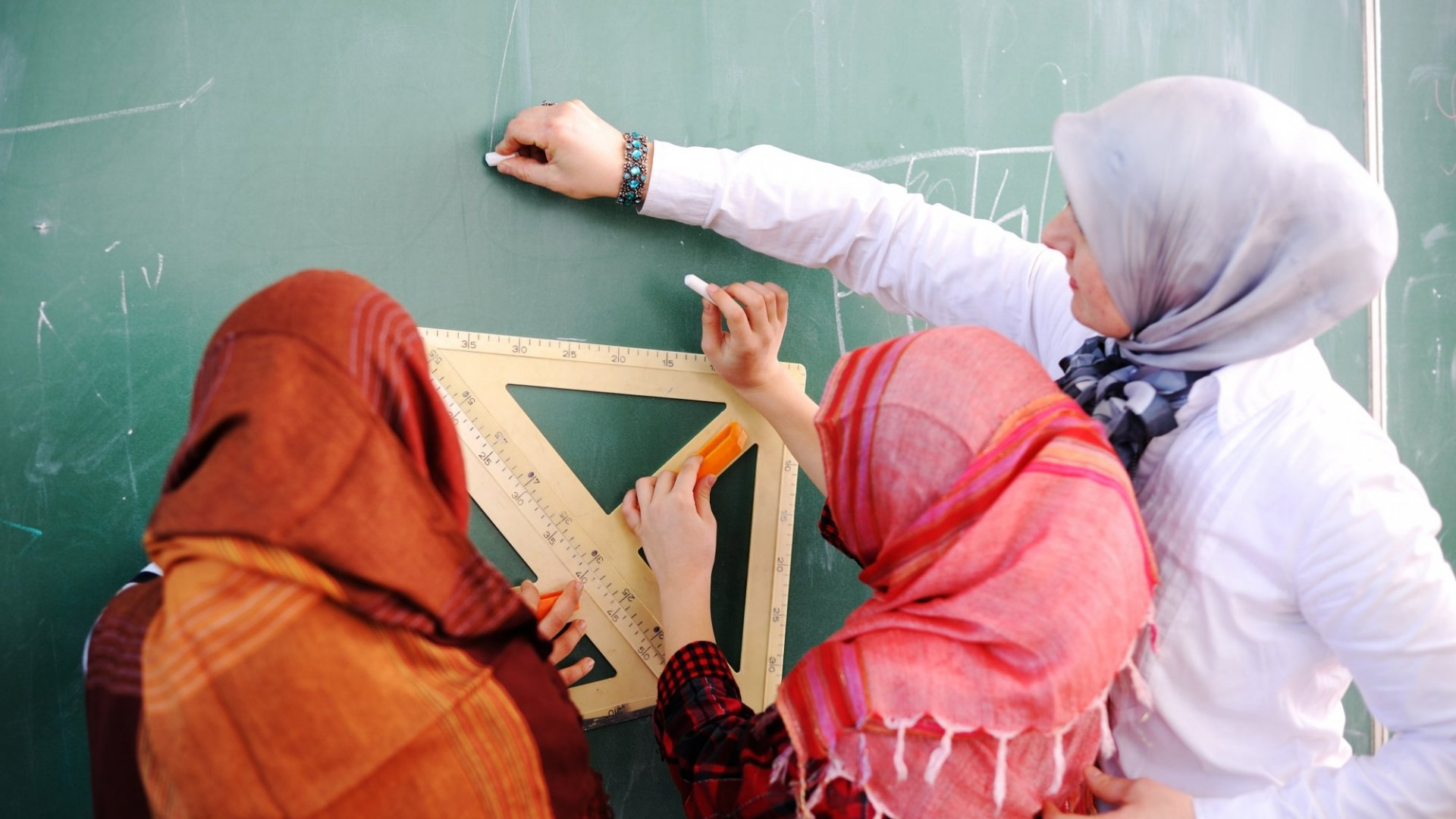 Why Do Middle Eastern Women Pursue STEM Careers at a Higher Rate than American Women?