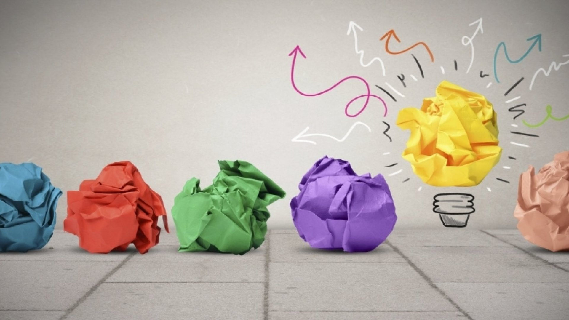More Ideas in Minutes: 5 Instant Creativity Boosters