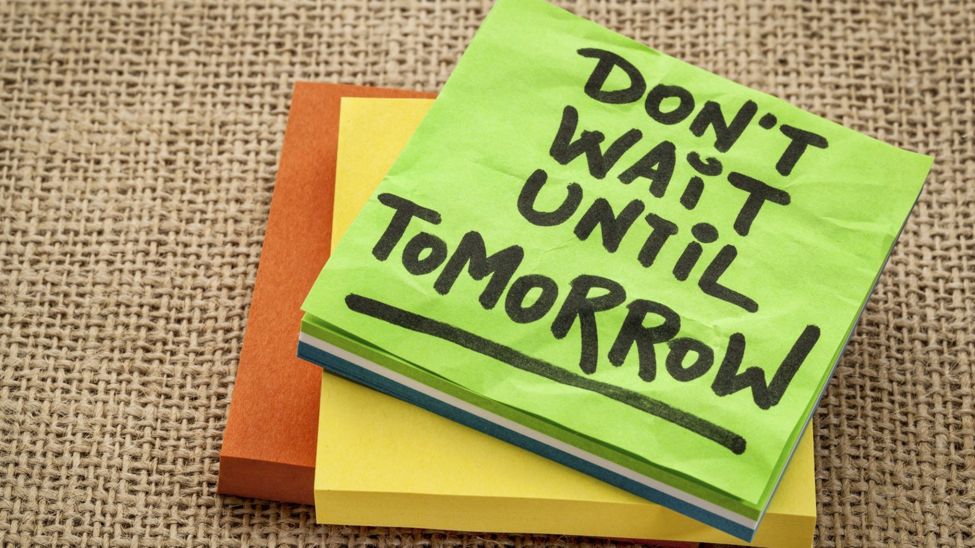 How Procrastination Can Supercharge Your Business
