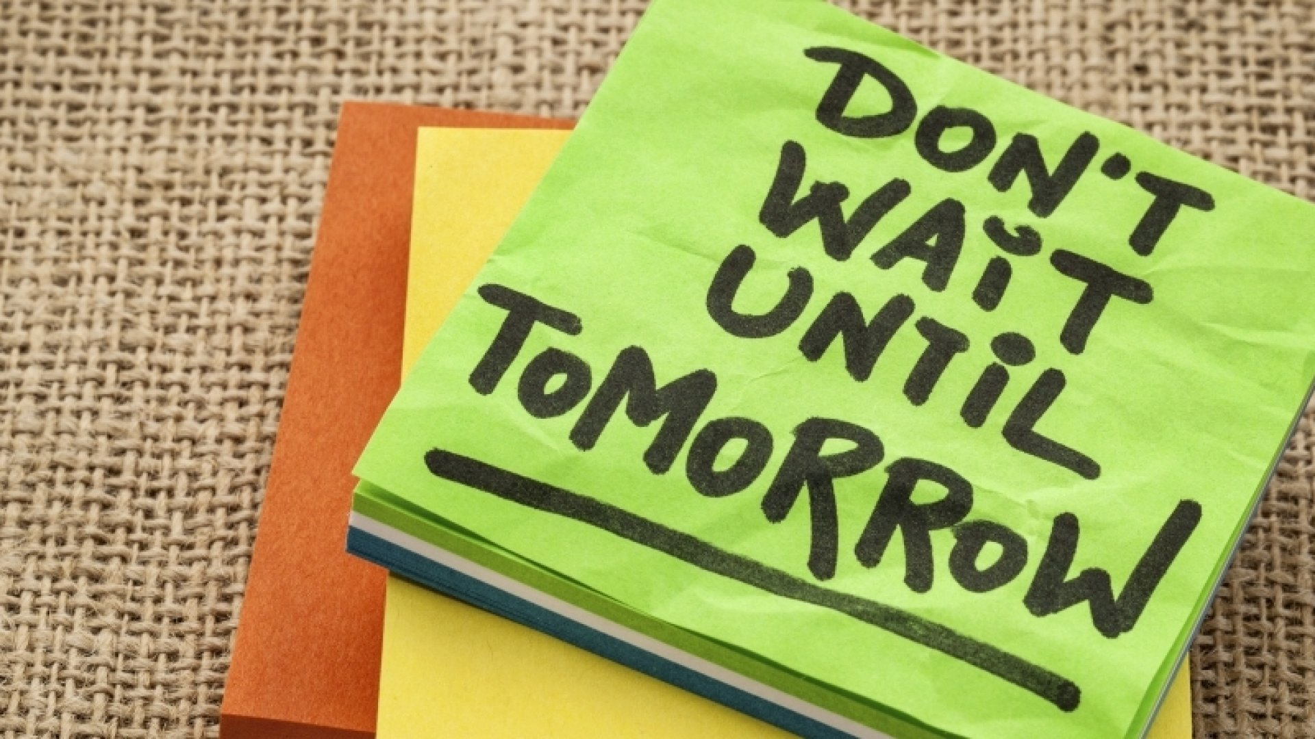 6 Oh-So Pleasurable Steps to Eliminate Procrastination