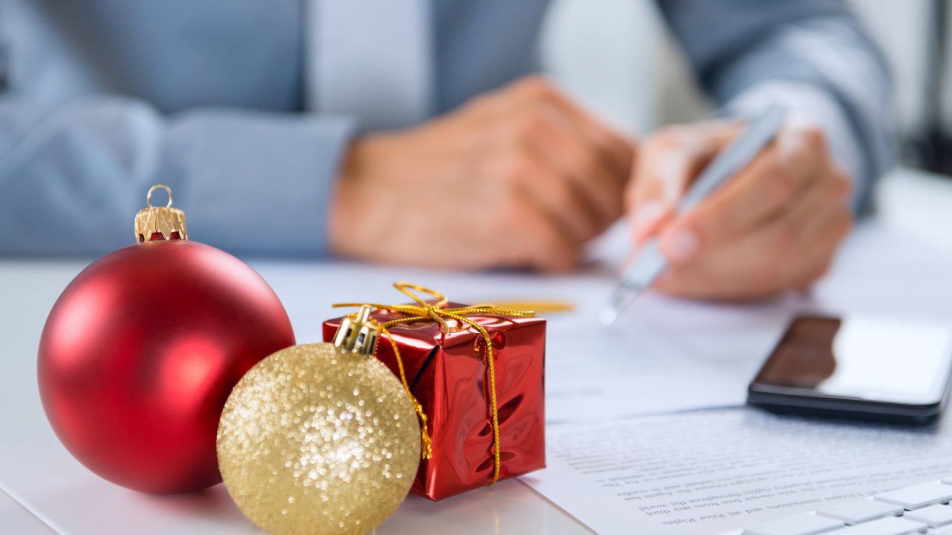 Why Christmas Is Different for Entrepreneurs