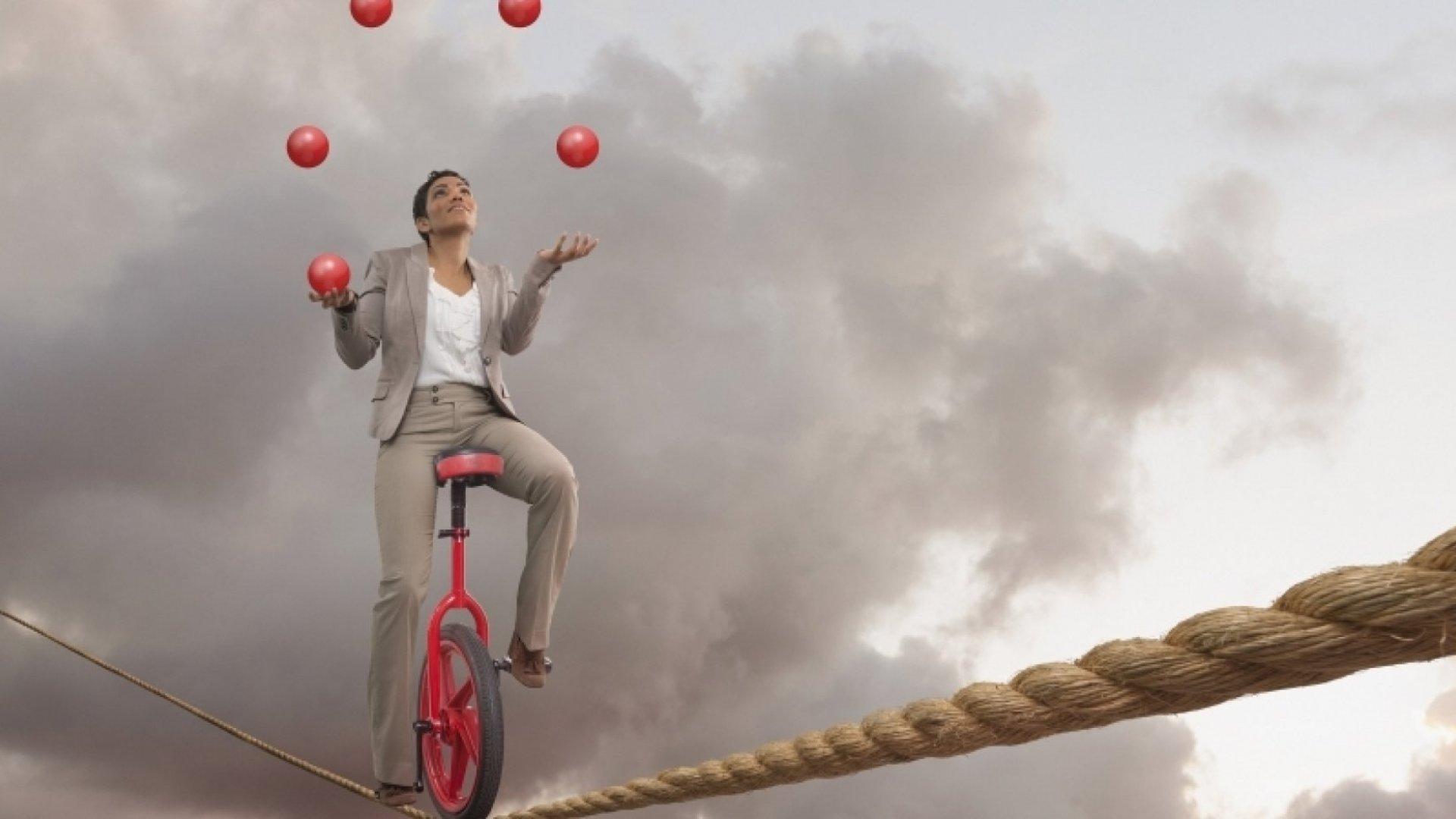 3 Ways to Tackle Work-Life Balance