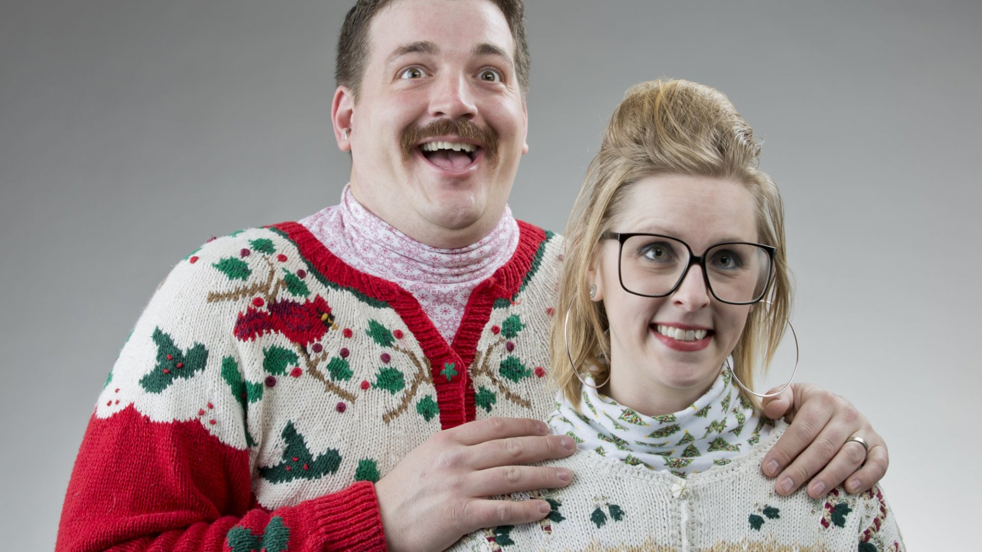 You Should Celebrate National Ugly Christmas Sweater Day in Your Office