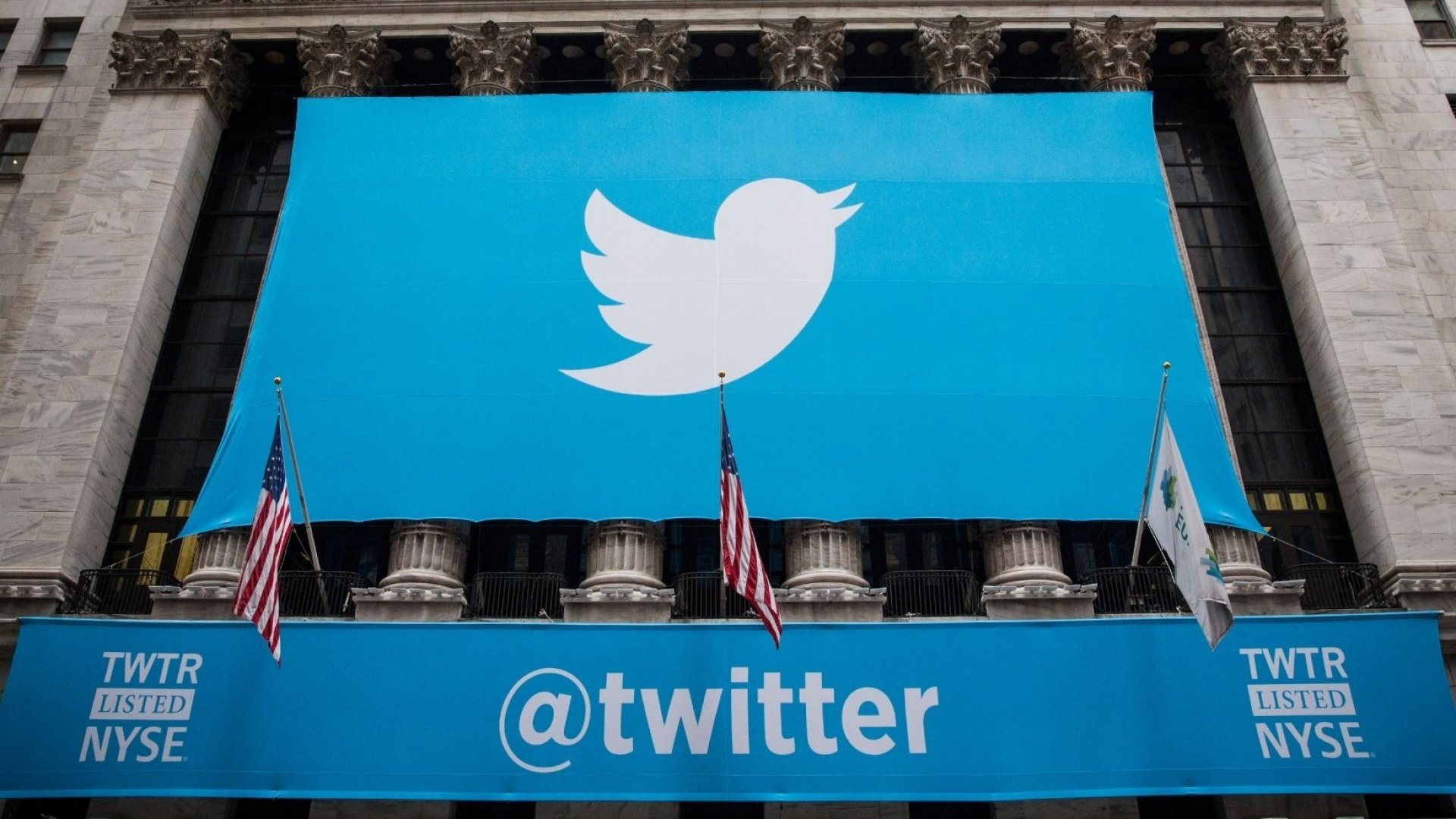 Twitter Sees Huge Gains After Report of Possible Google, Salesforce Takeover