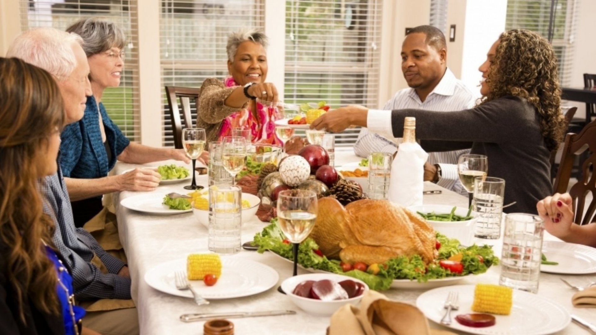The Heart of Thanksgiving: A New Perspective