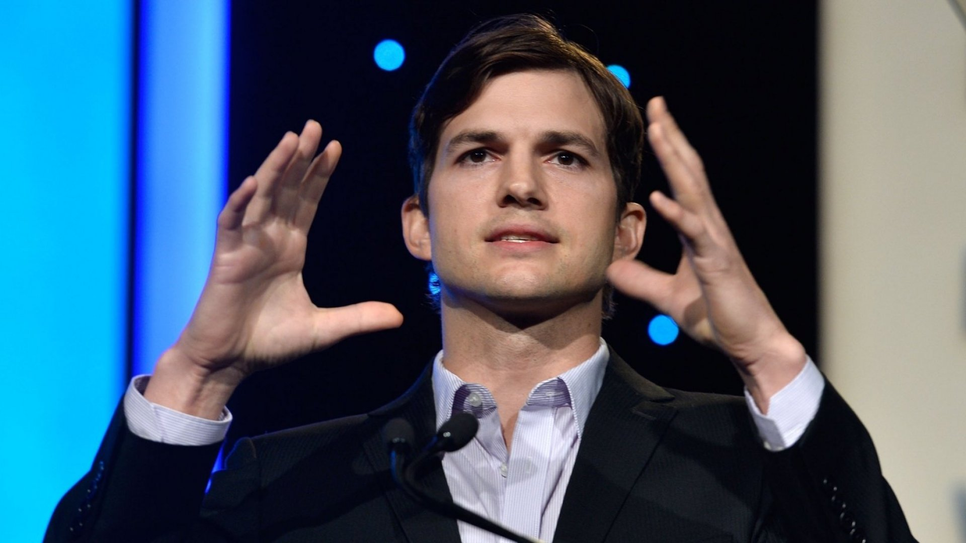 Actor Ashton Kutcher Leads the List of Most Active Celebrity Investors