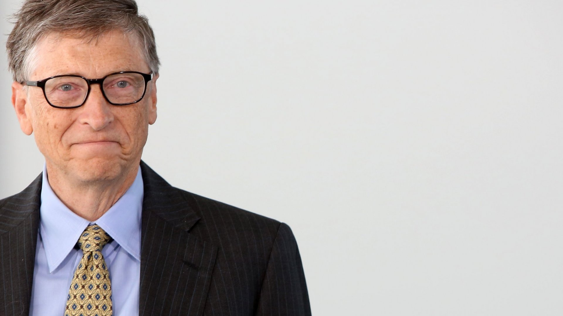 The 1 Item Bill Gates Almost Always Brings Along When Going On Vacation