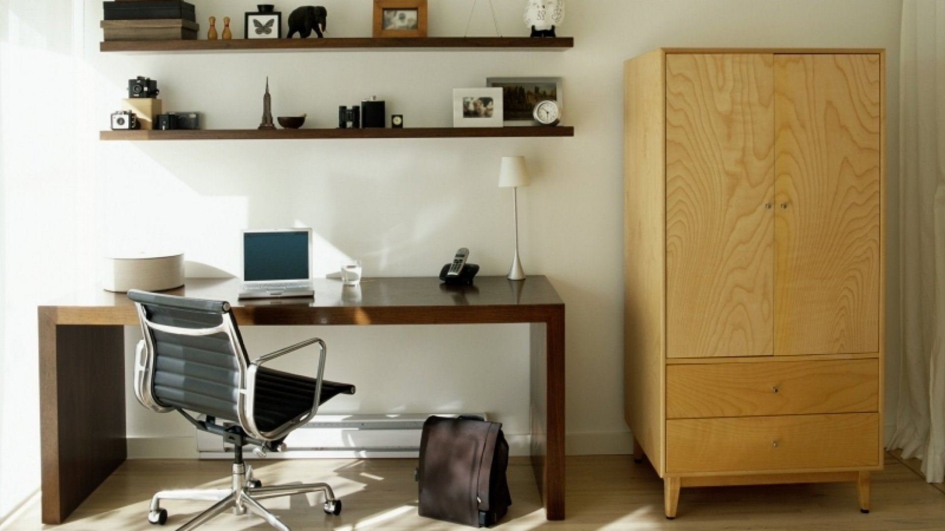 Why the Insanely Productive Work From Home