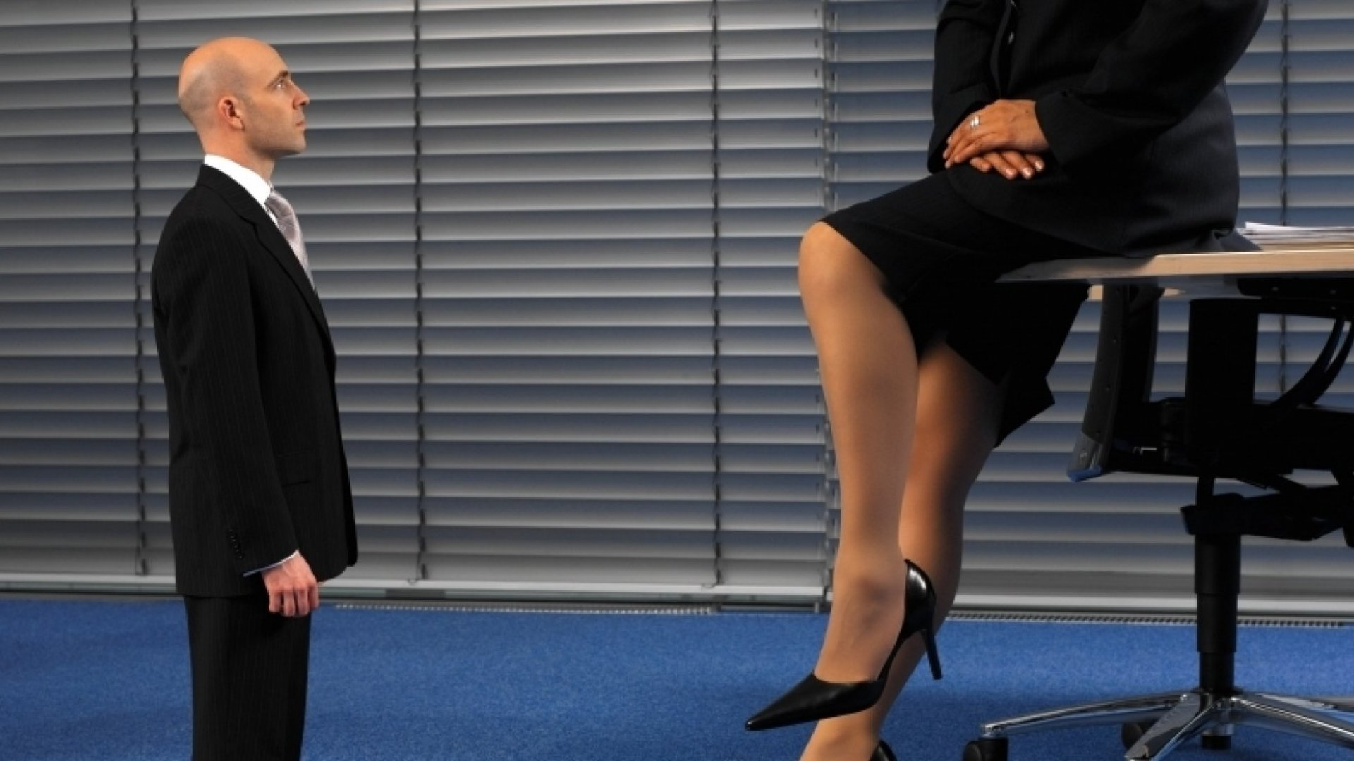 Men Who Fear Powerful Women Are Wimps