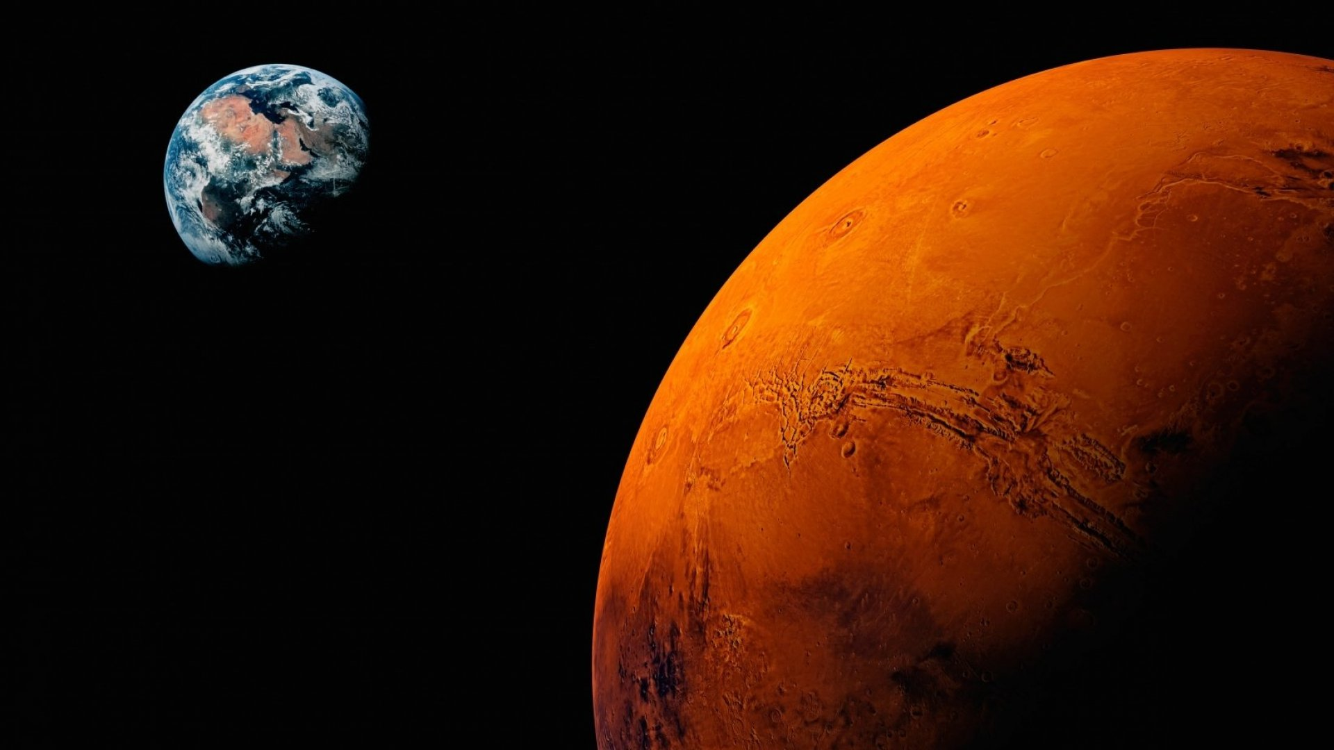 How Humans Could Get to Mars Much Faster