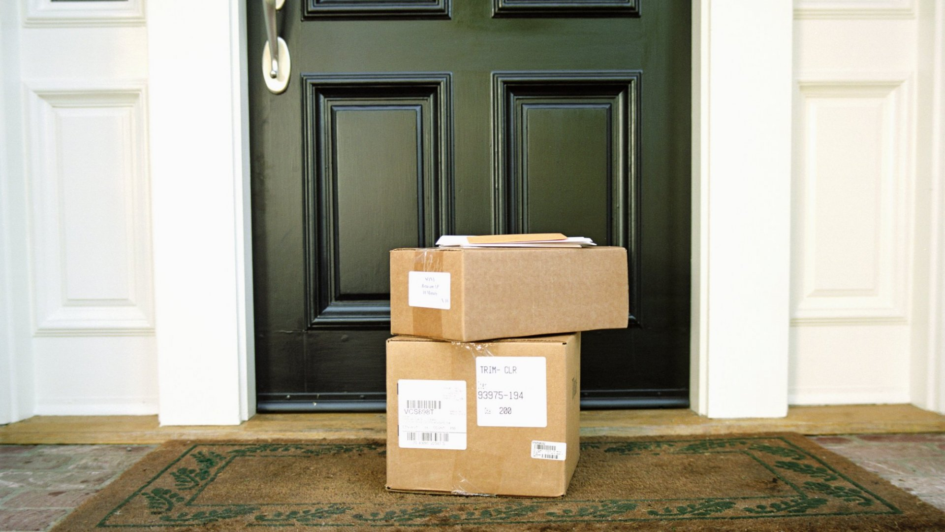 Tired Of Getting Your Packages Stolen? Here's What To Do