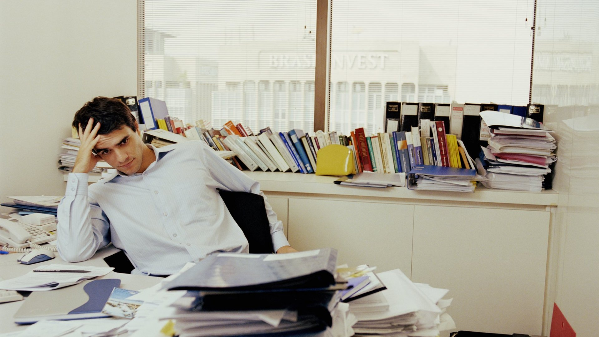 11 Simple Ways To Be A Little More Organized--and A Lot More Productive