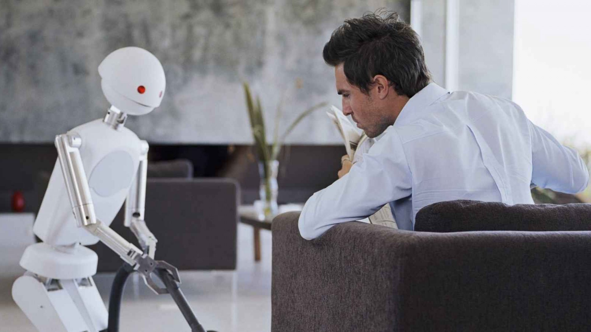 Robots Are Saying 'No' to Humans, but That's Not the Problem