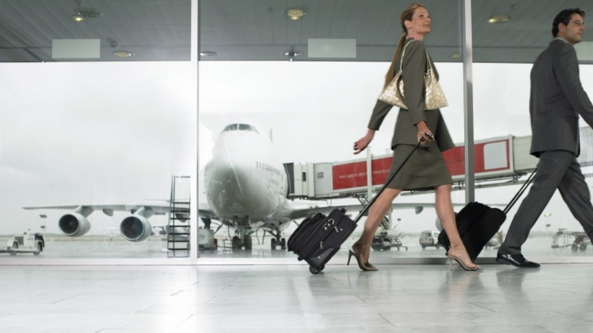 Travelling Stressful? It Doesn't Have To Be