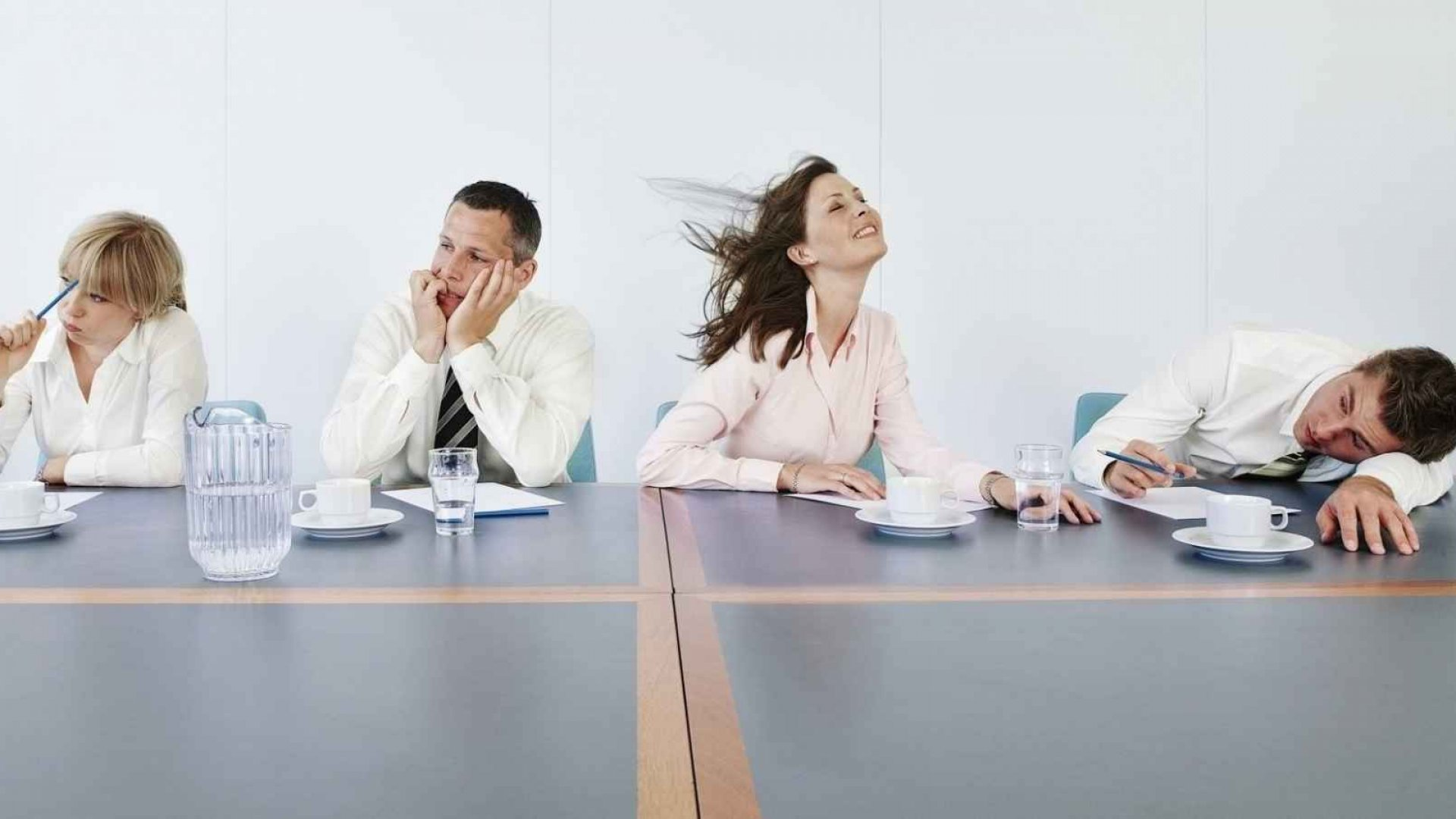 We Waste $37B Annually On Meetings. Here's How to Revolutionize Your Next One